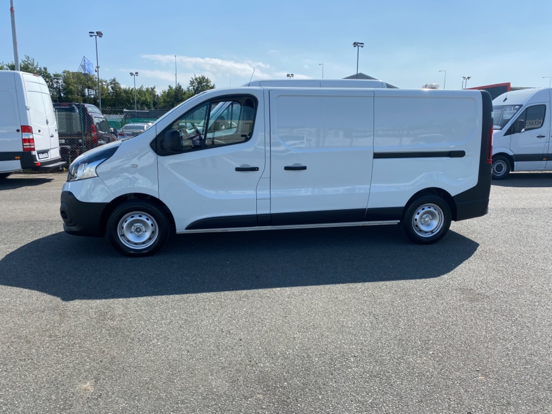 2017 Renault Trafic LL29 DCI 120 Business 3DR (172D22883) Image 11