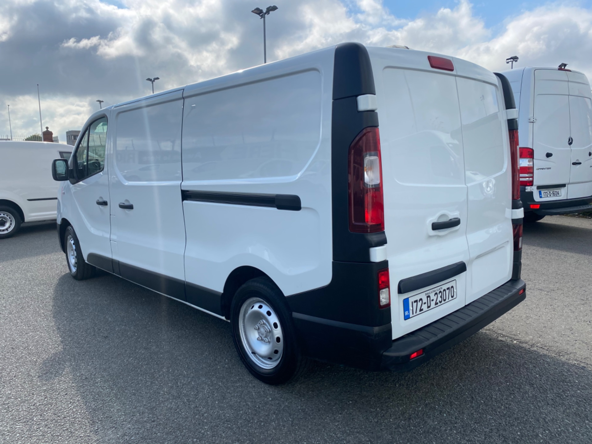 2017 Renault Trafic LL29 DCI 120 Business 3DR (172D23070) Image 6
