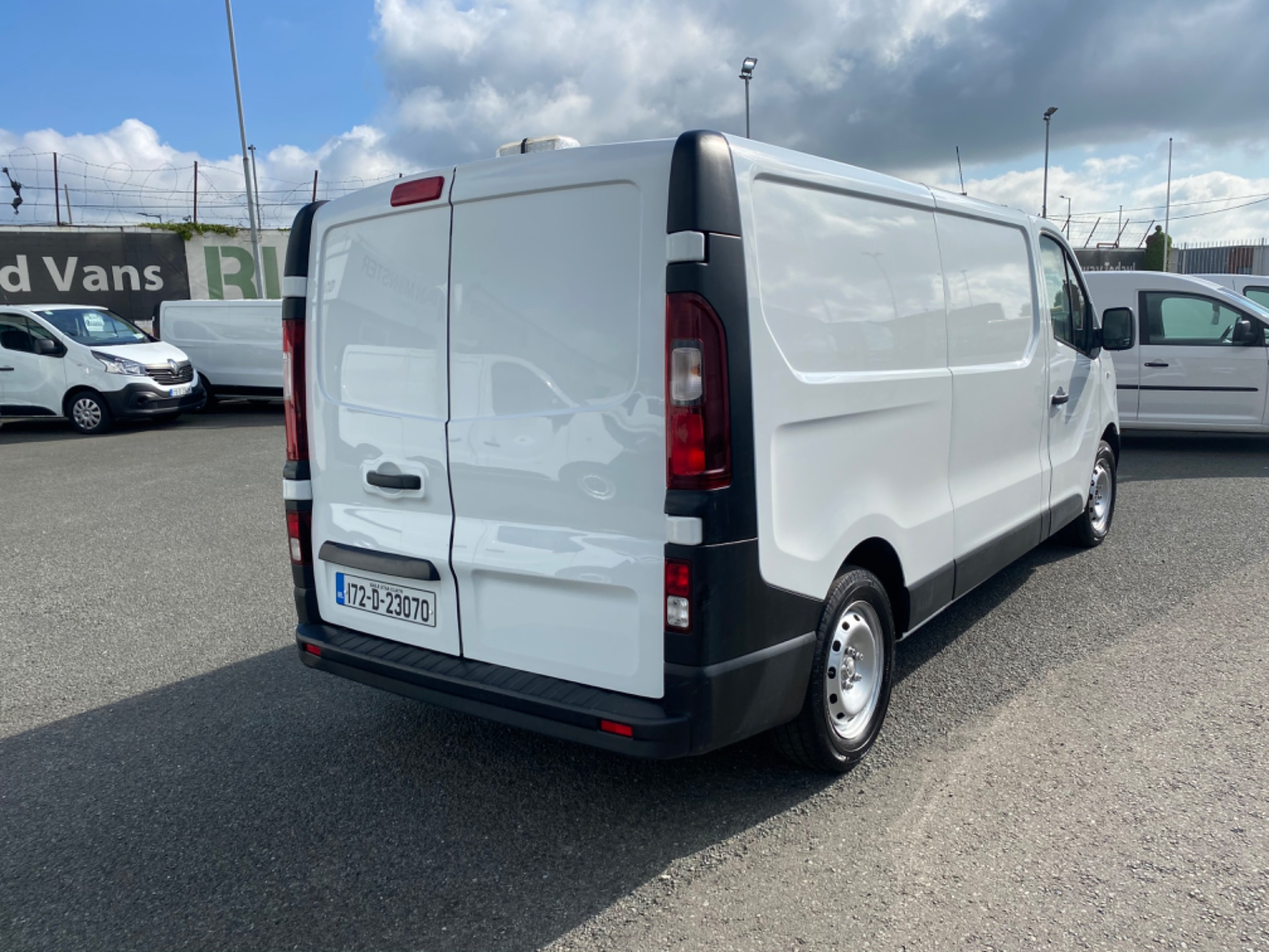 2017 Renault Trafic LL29 DCI 120 Business 3DR (172D23070) Image 7