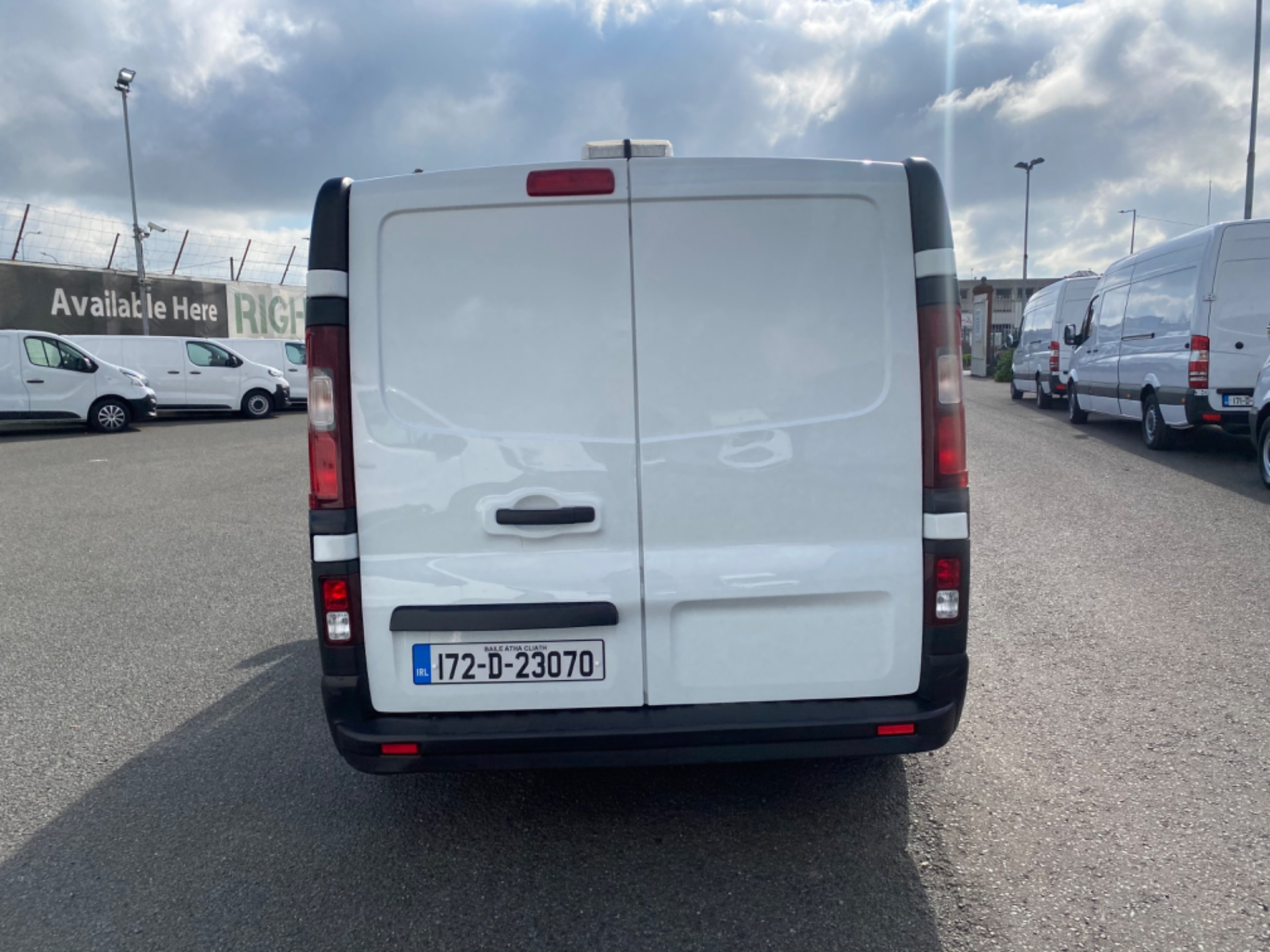 2017 Renault Trafic LL29 DCI 120 Business 3DR (172D23070) Image 5