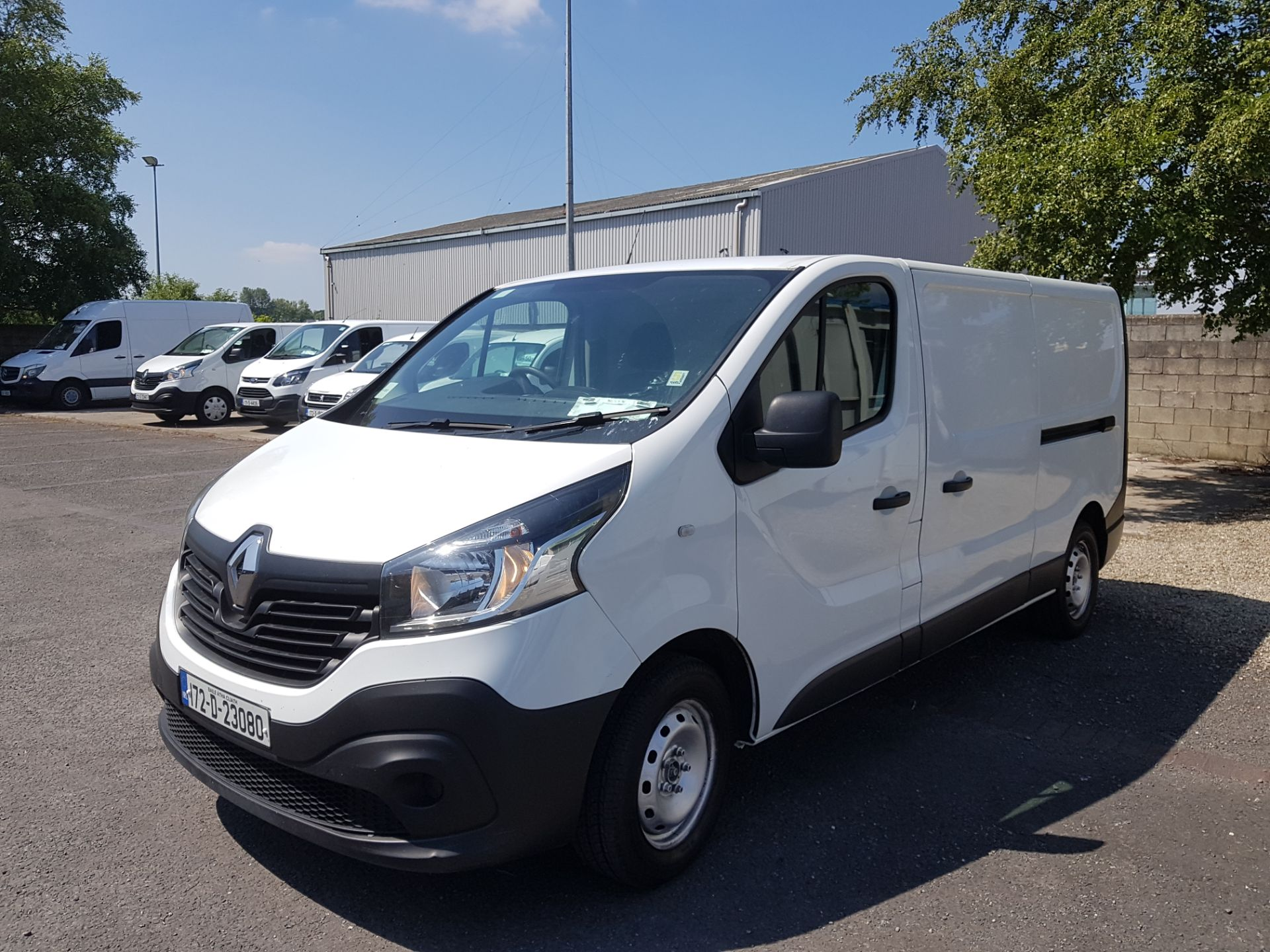 2017 Renault Trafic LL29 DCI 120 Business 3DR (172D23080) Image 7
