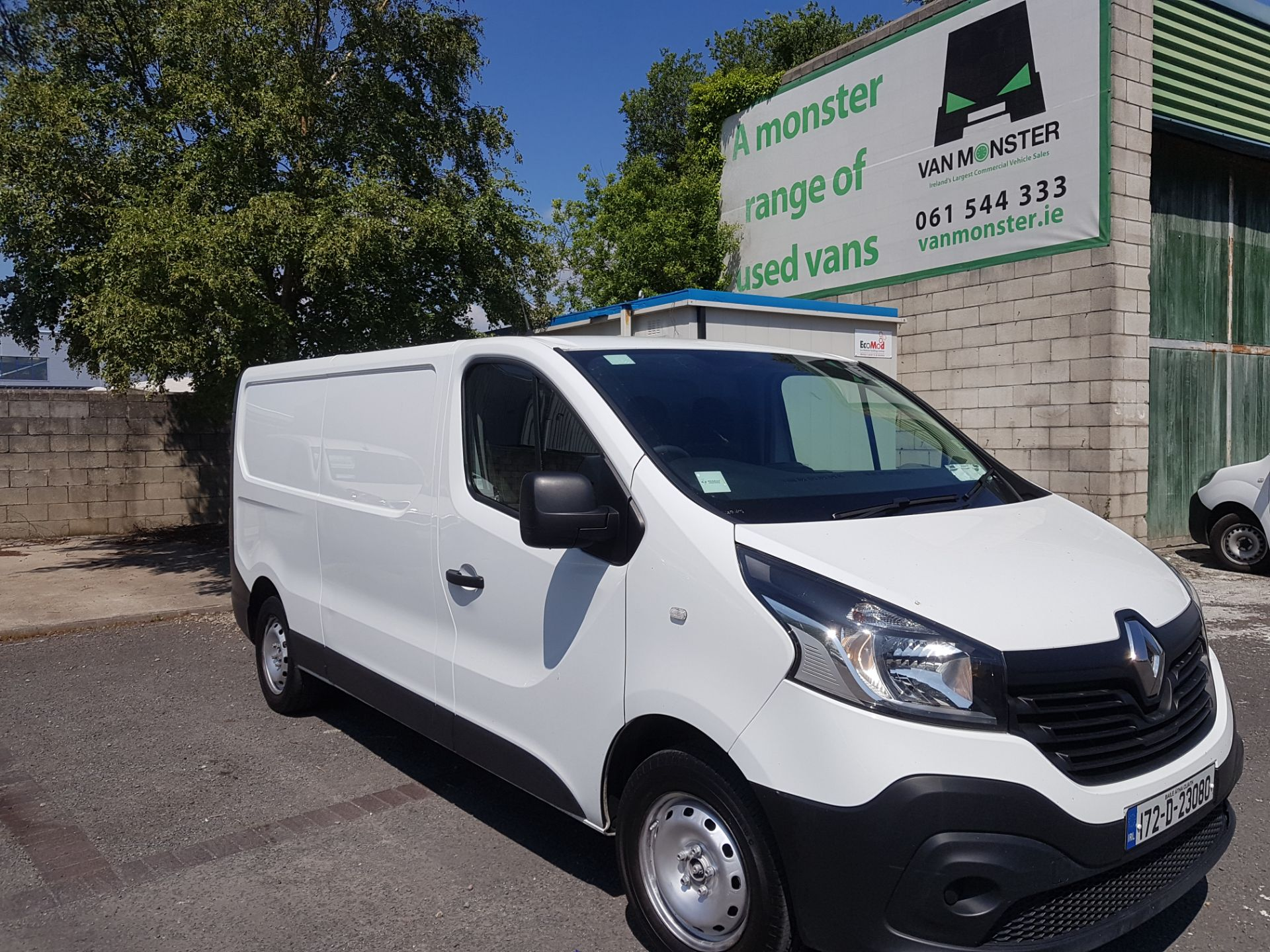 2017 Renault Trafic LL29 DCI 120 Business 3DR (172D23080) Image 1