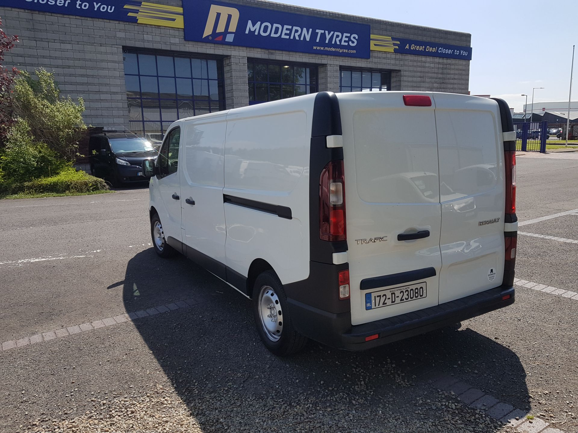 2017 Renault Trafic LL29 DCI 120 Business 3DR (172D23080) Image 5