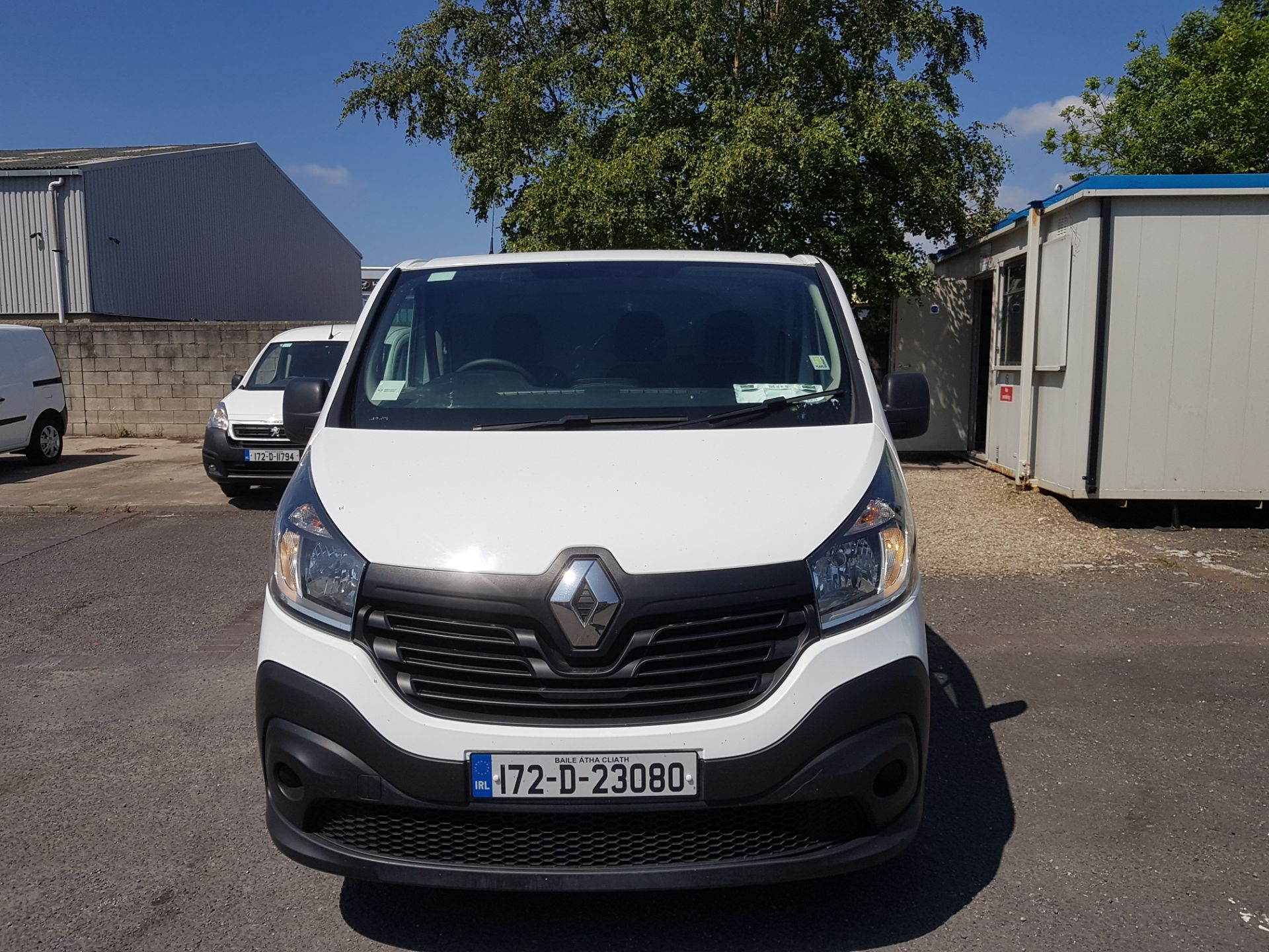 2017 Renault Trafic LL29 DCI 120 Business 3DR (172D23080) Image 8