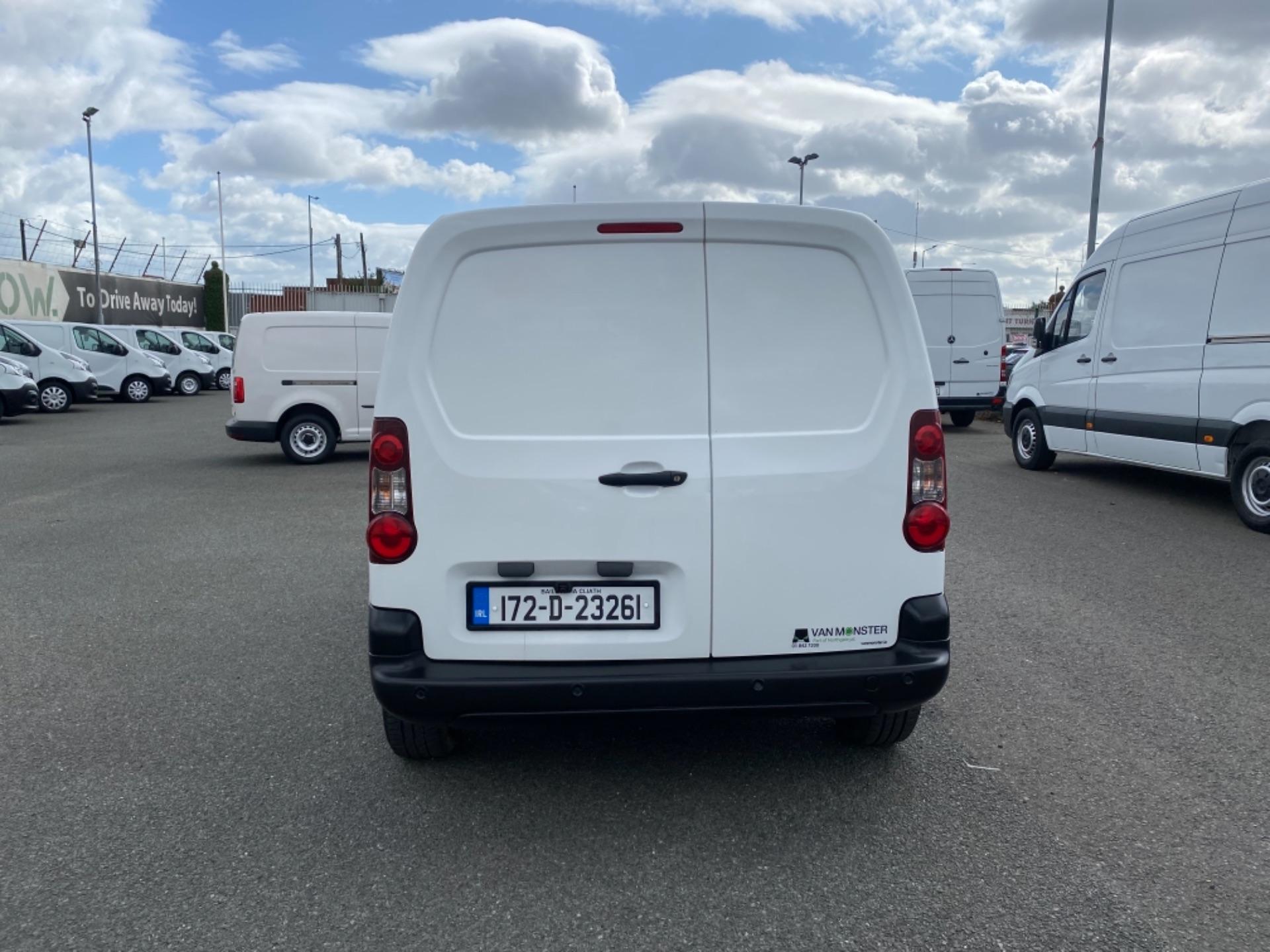 2017 Peugeot Partner BLUE HDI PROFESSIONAL L1 (172D23261) Image 6