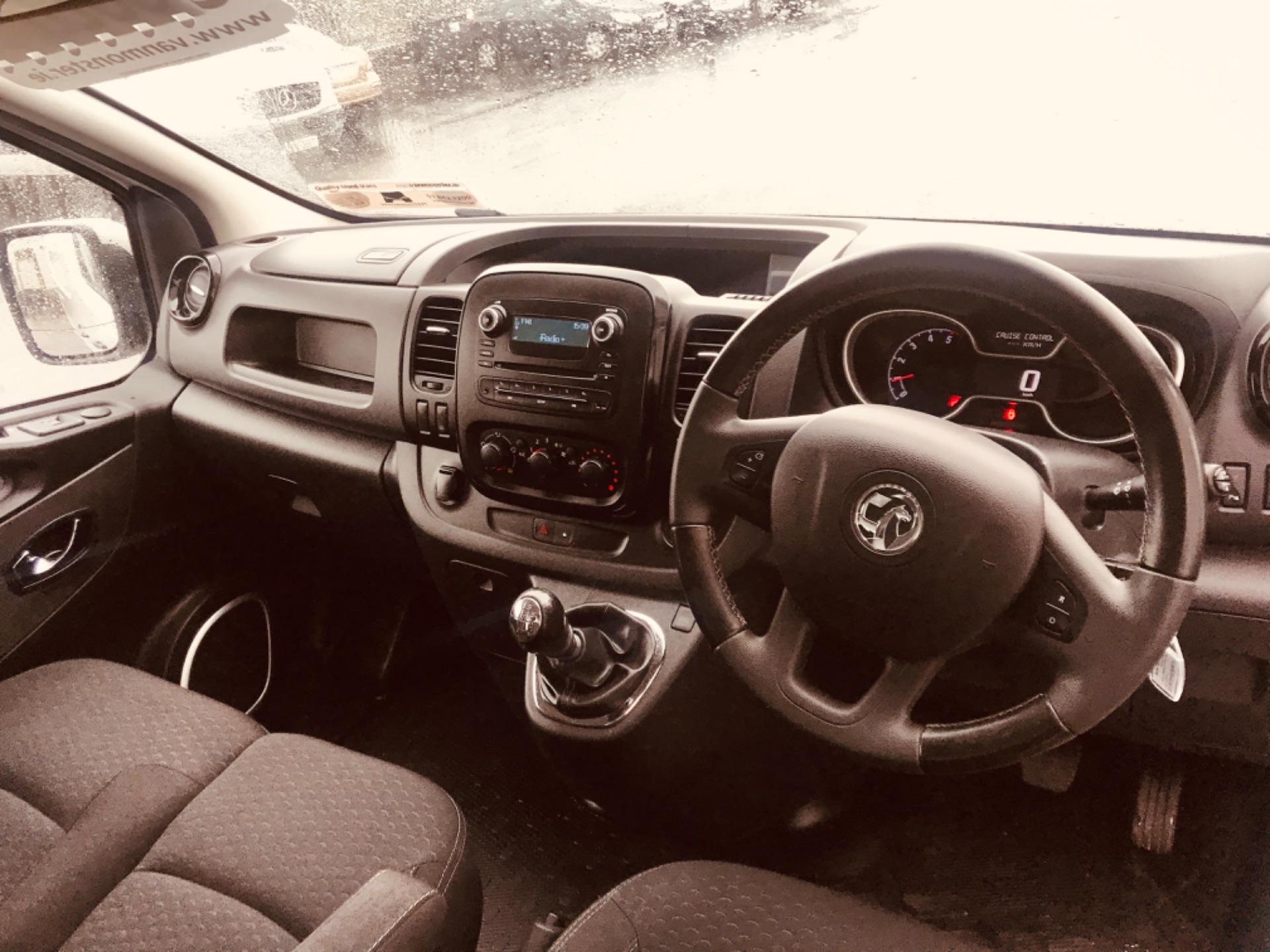 2017 Vauxhall Vivaro L2H1 2900 SPORTIVE CDTI (172D23441) Image 15