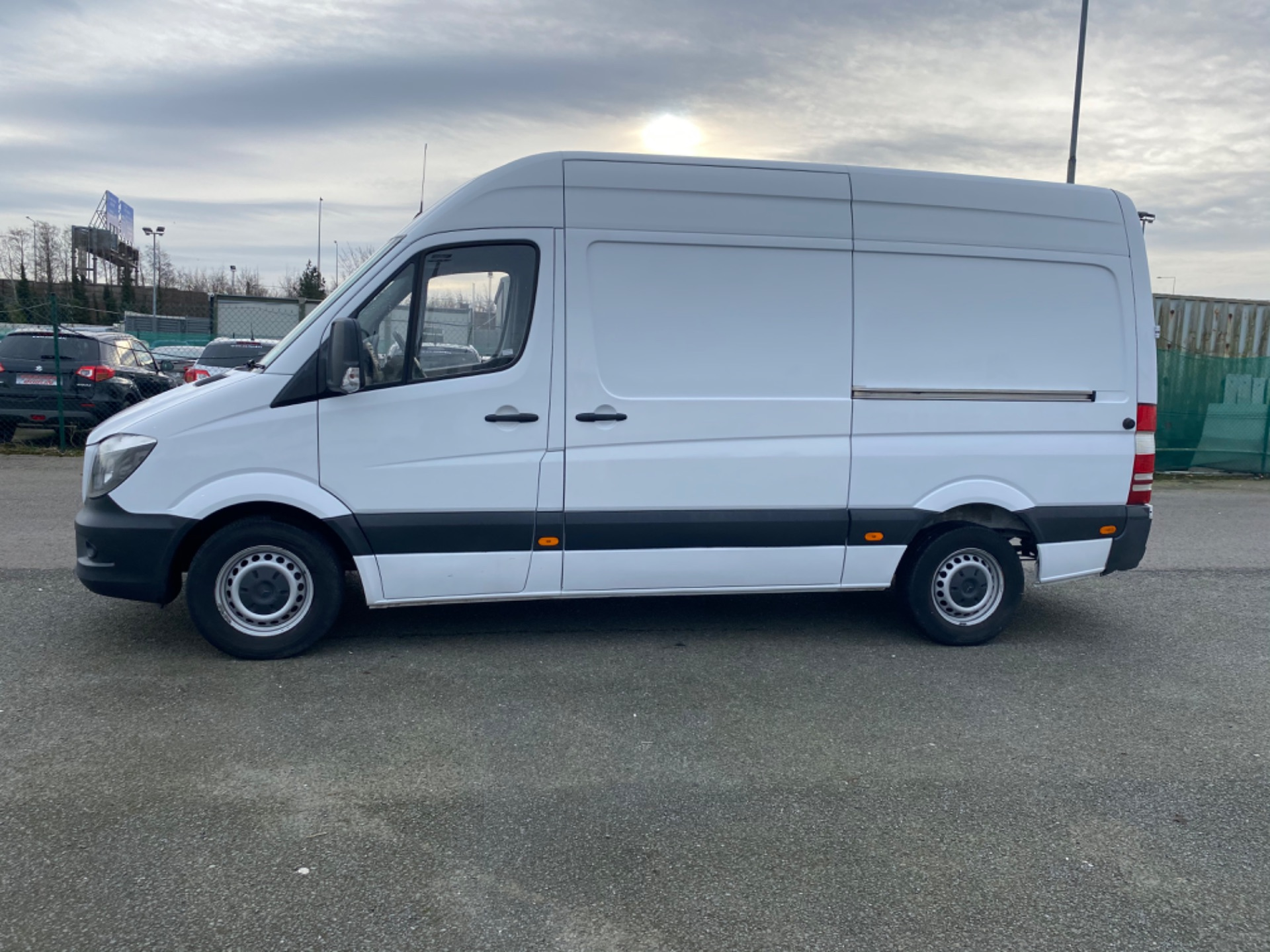 2017 Mercedes-Benz Sprinter 314/36 EU6 6DR (172D9018) Thumbnail 4