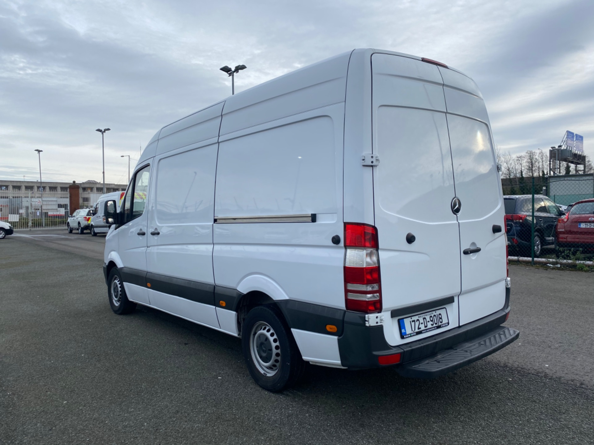 2017 Mercedes-Benz Sprinter 314/36 EU6 6DR (172D9018) Thumbnail 5