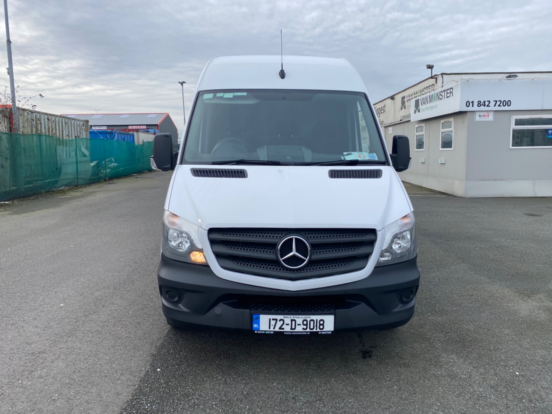 2017 Mercedes-Benz Sprinter 314/36 EU6 6DR (172D9018) Thumbnail 2