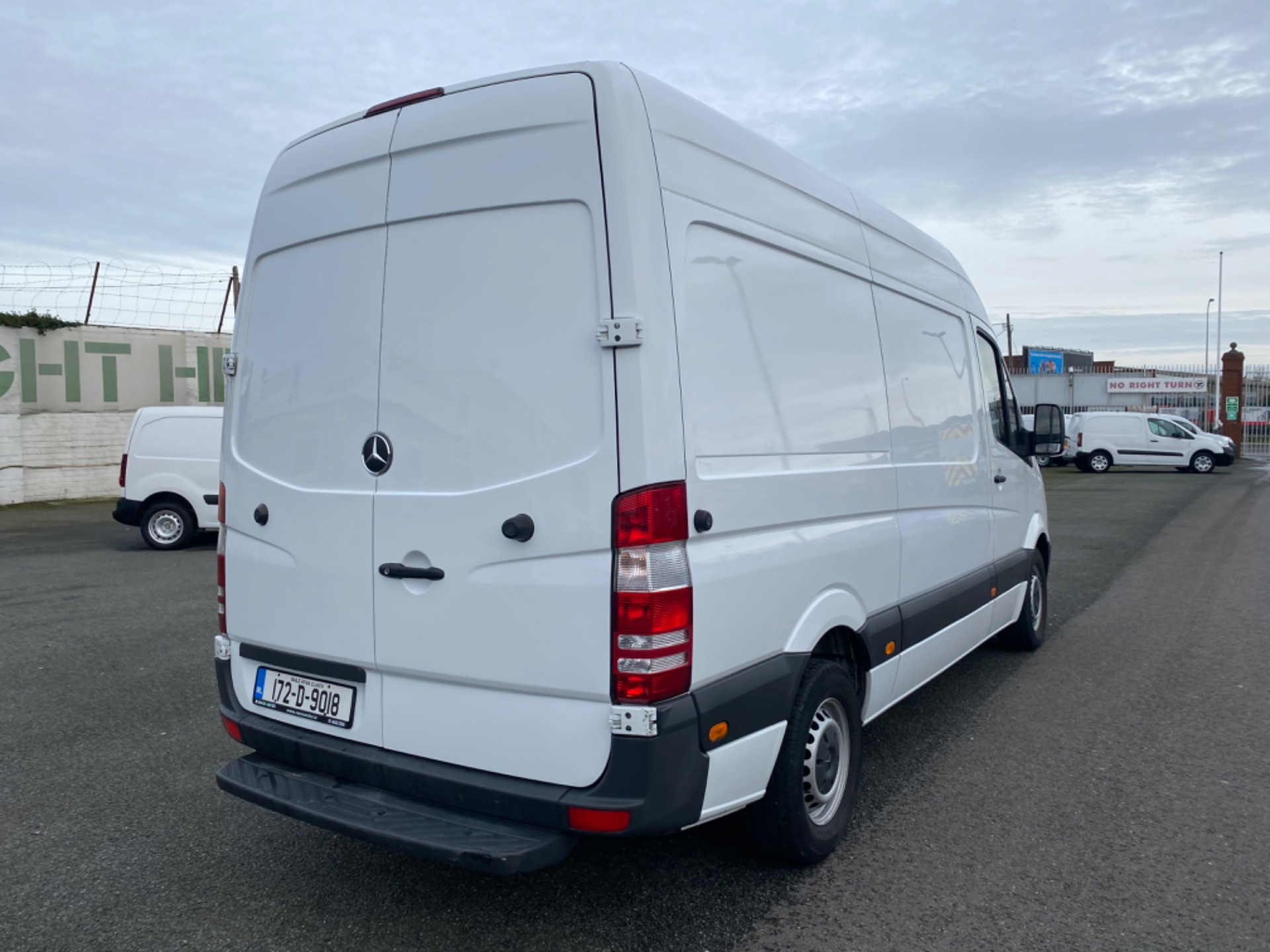 2017 Mercedes-Benz Sprinter 314/36 EU6 6DR (172D9018) Thumbnail 7