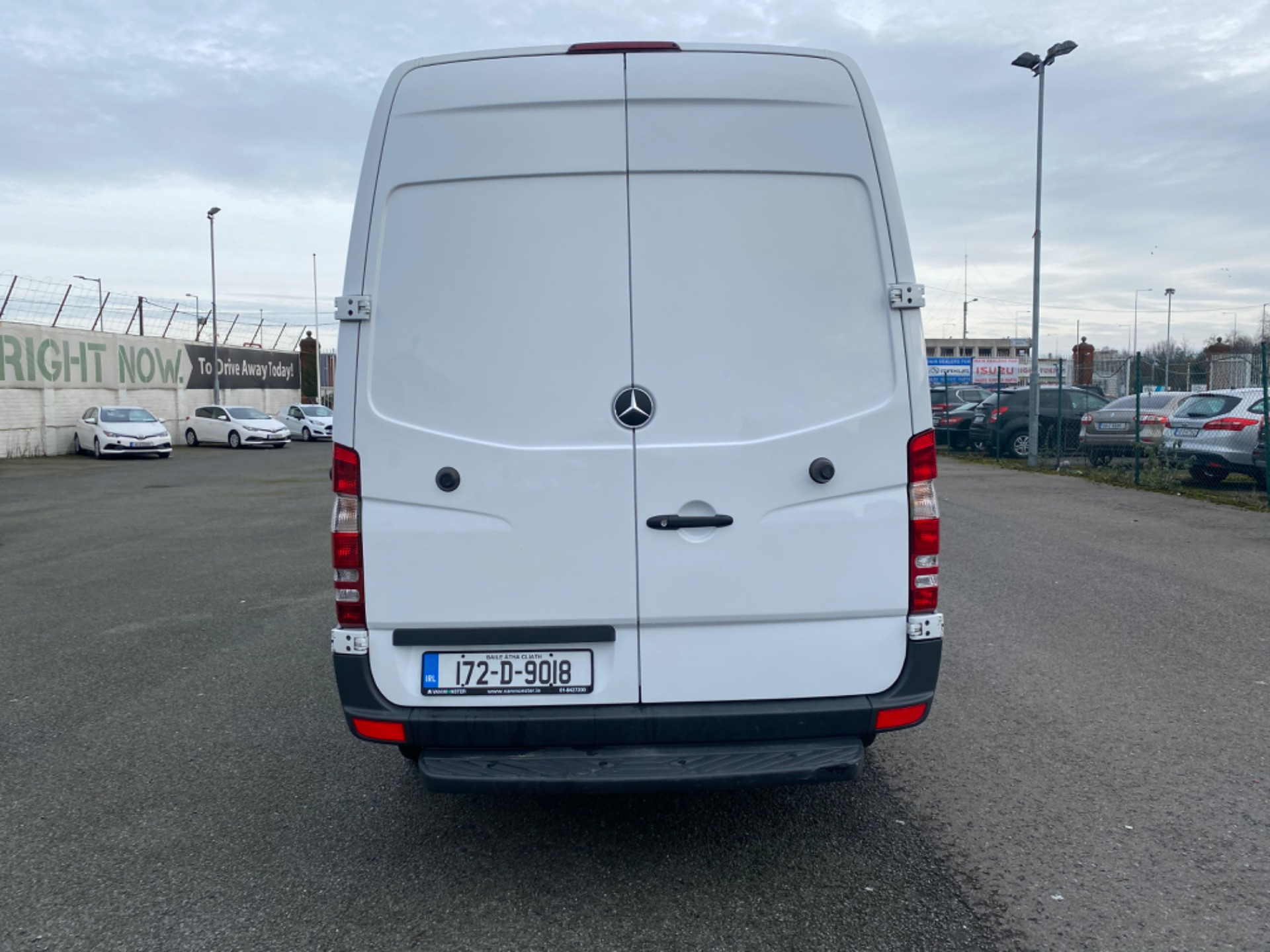 2017 Mercedes-Benz Sprinter 314/36 EU6 6DR (172D9018) Thumbnail 6