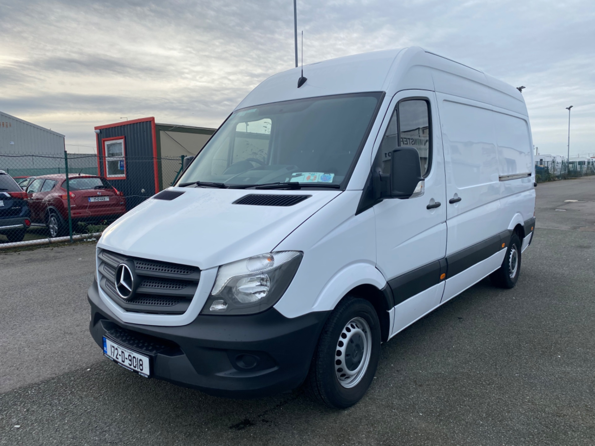 2017 Mercedes-Benz Sprinter 314/36 EU6 6DR (172D9018) Thumbnail 3