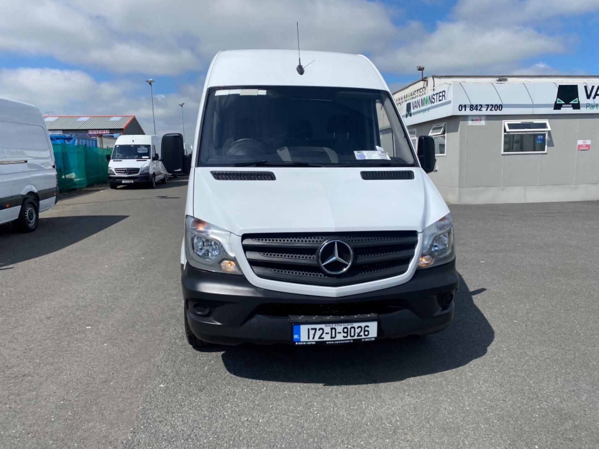 2017 Mercedes-Benz Sprinter 314/36 EU6 6DR (172D9026) Image 2