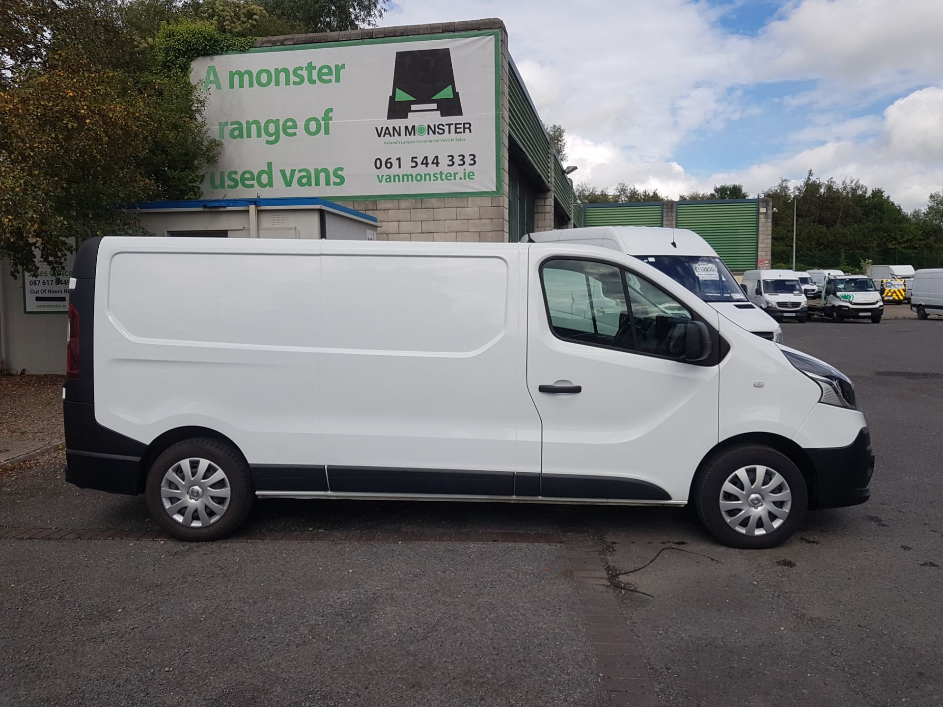 2018 Renault Trafic LL29 DCI 120 BUSINESS 3DR (181D11590) Image 2