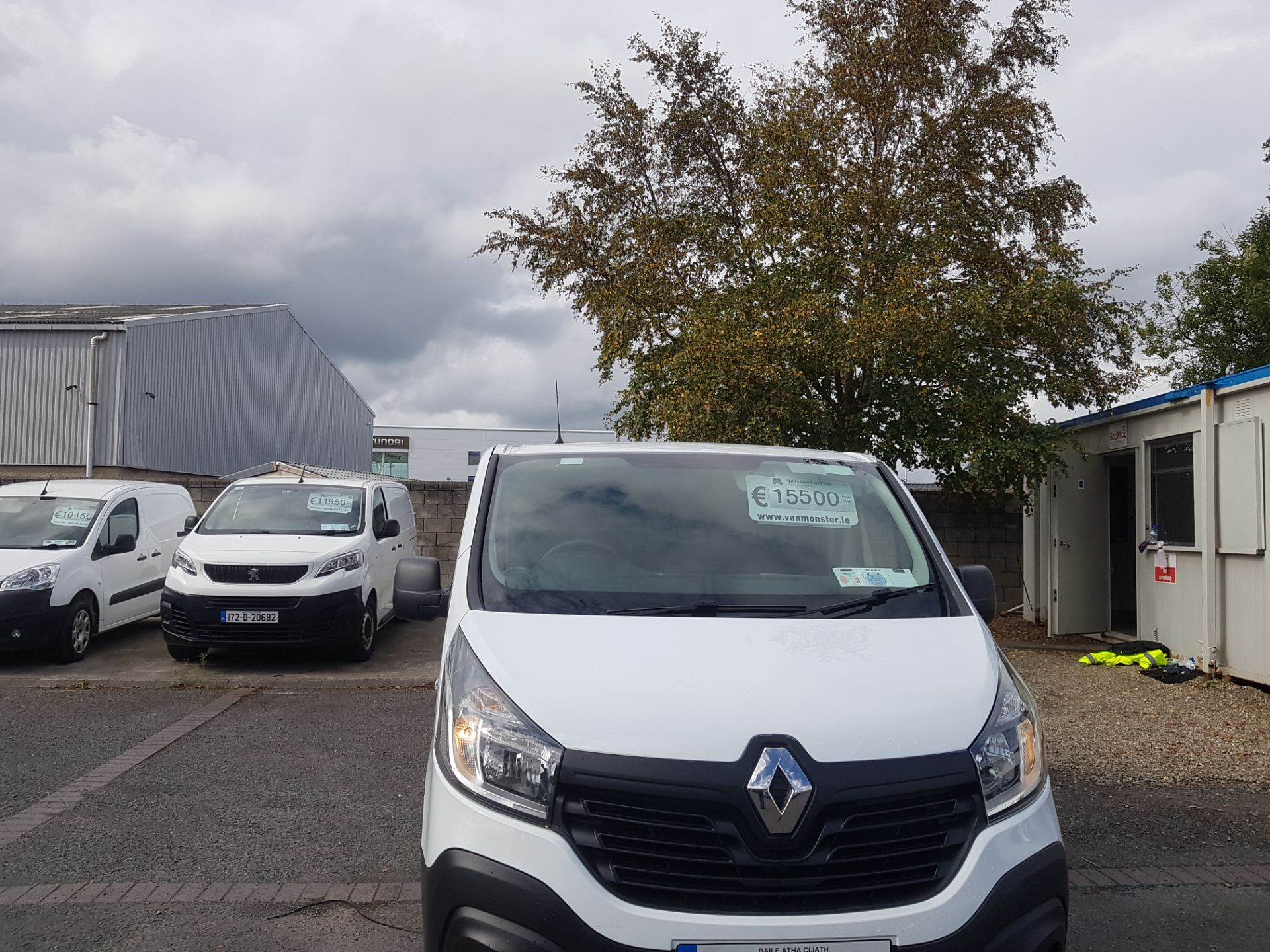 2018 Renault Trafic LL29 DCI 120 BUSINESS 3DR (181D11590) Image 8