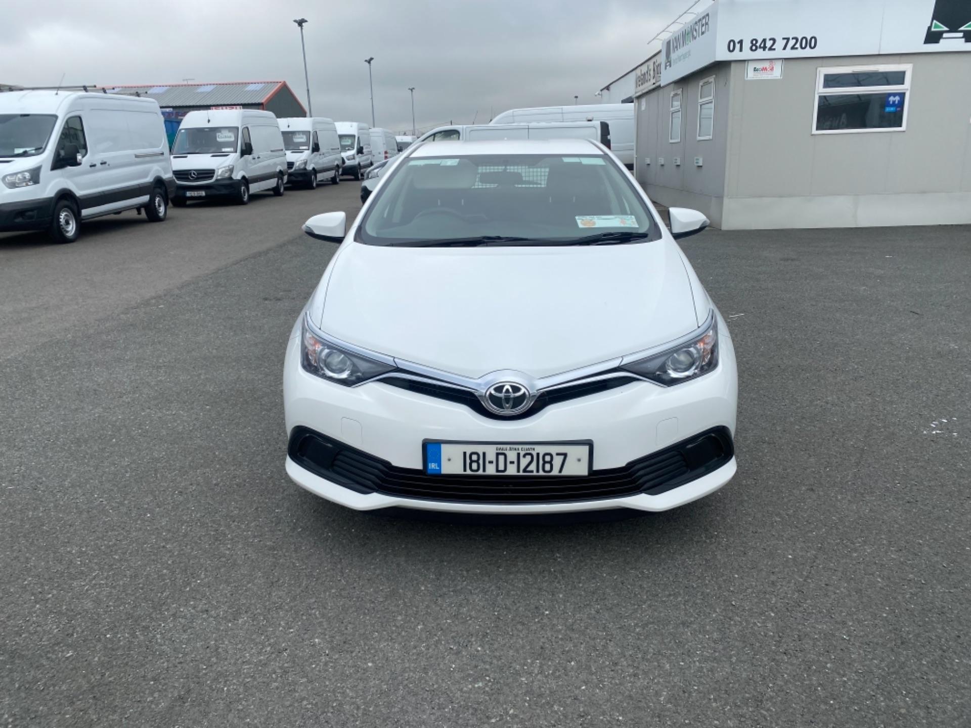 2018 Toyota Auris VAN 1.4 D4D Terra 4DR (181D12187)