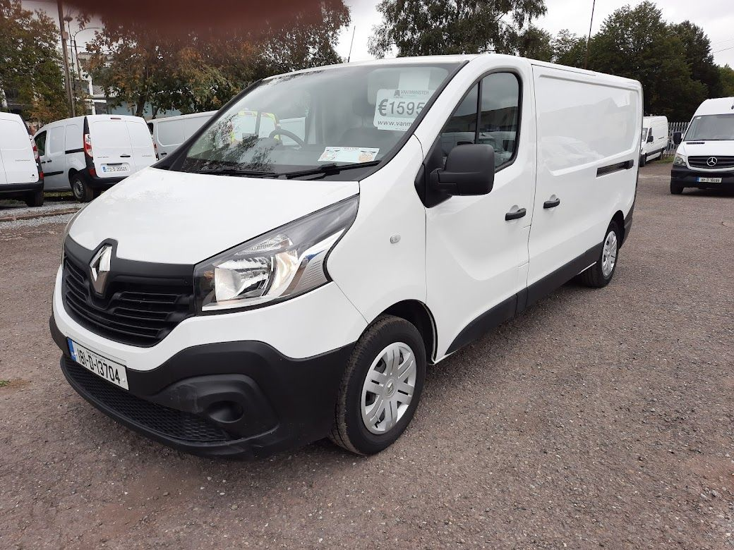 2018 Renault Trafic LL29 DCI 120 Business 3DR (181D13704) Image 17