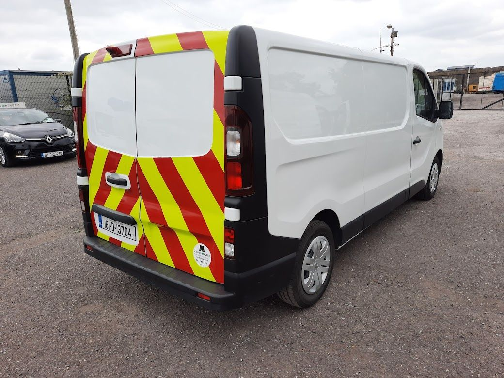 2018 Renault Trafic LL29 DCI 120 Business 3DR (181D13704) Image 10