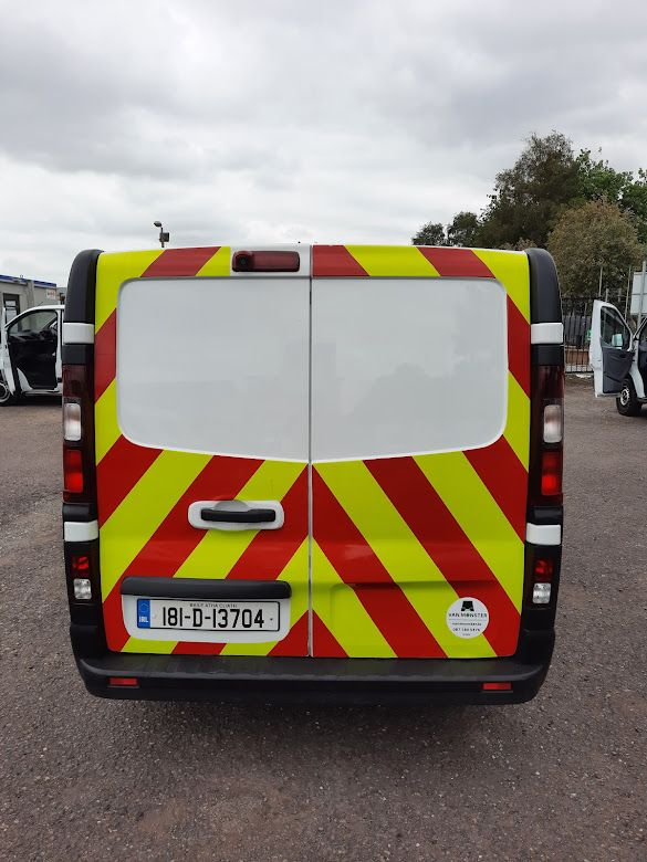 2018 Renault Trafic LL29 DCI 120 Business 3DR (181D13704) Image 11