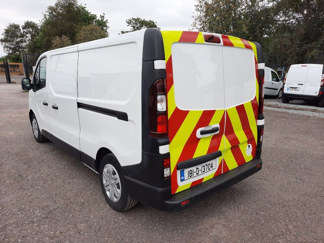 2018 Renault Trafic LL29 DCI 120 Business 3DR (181D13704) Image 13