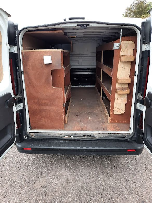 2018 Renault Trafic LL29 DCI 120 Business 3DR (181D13704) Image 12
