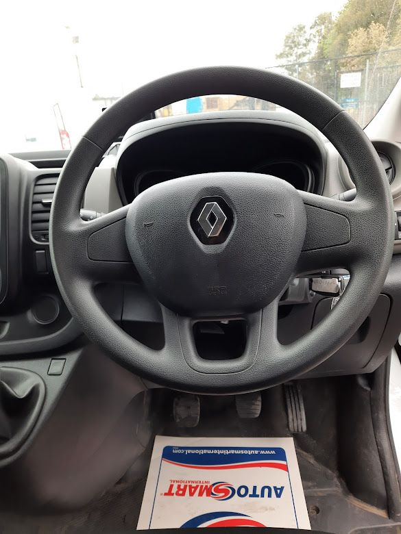 2018 Renault Trafic LL29 DCI 120 Business 3DR (181D13704) Image 6