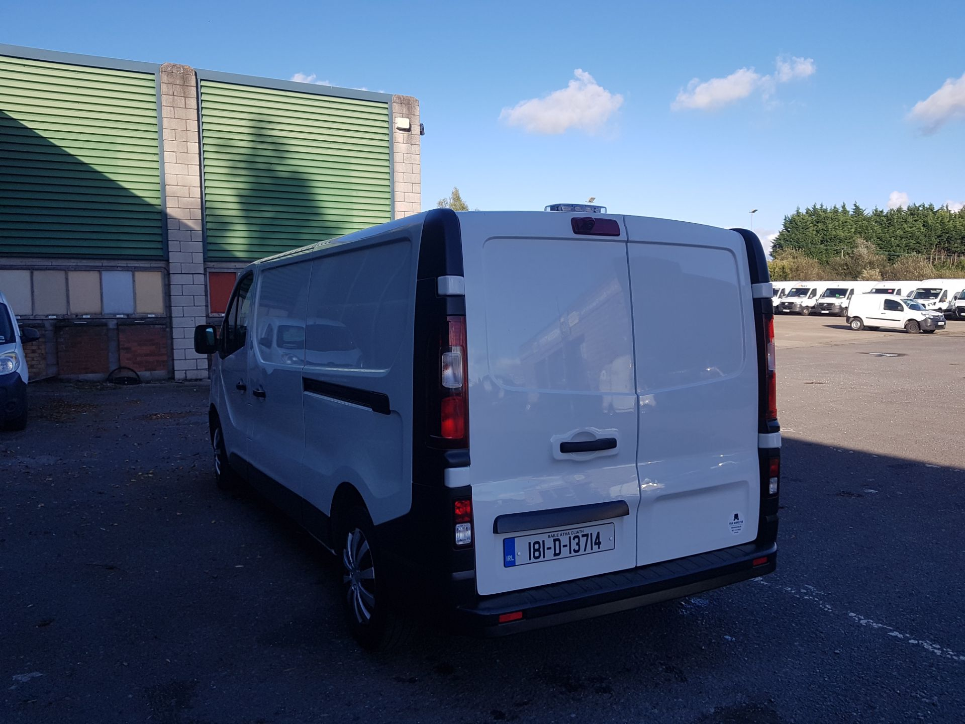 2018 Renault Trafic LL29 DCI 120 Business 3DR (181D13714) Image 5