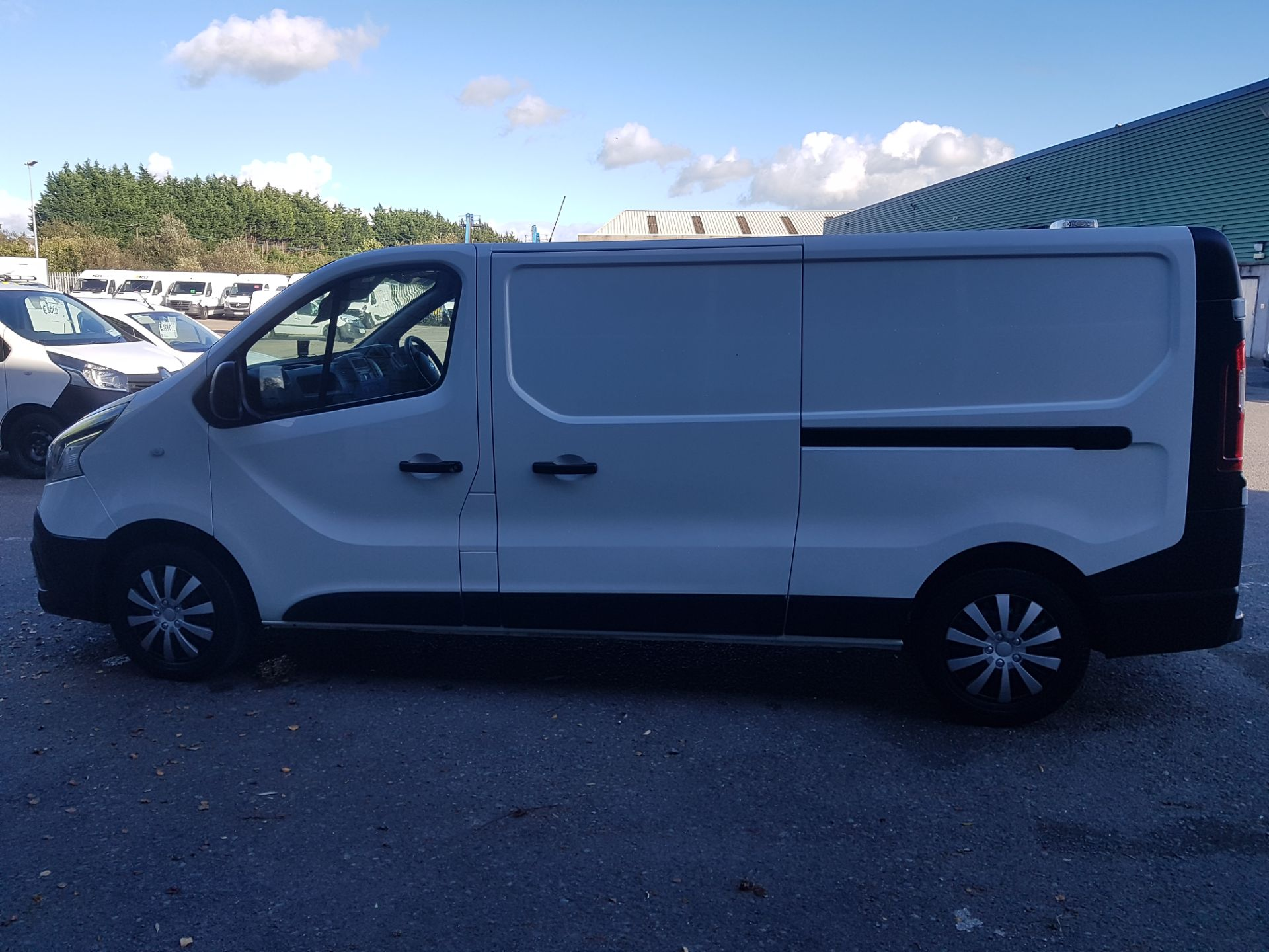 2018 Renault Trafic LL29 DCI 120 Business 3DR (181D13714) Image 6