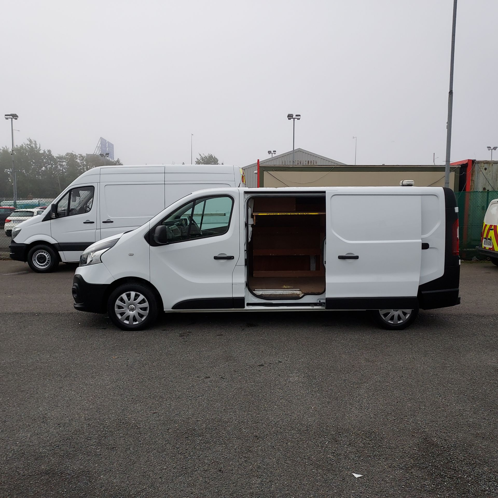 2018 Renault Trafic LL29 DCI 120 Business 3DR (181D15093) Image 7