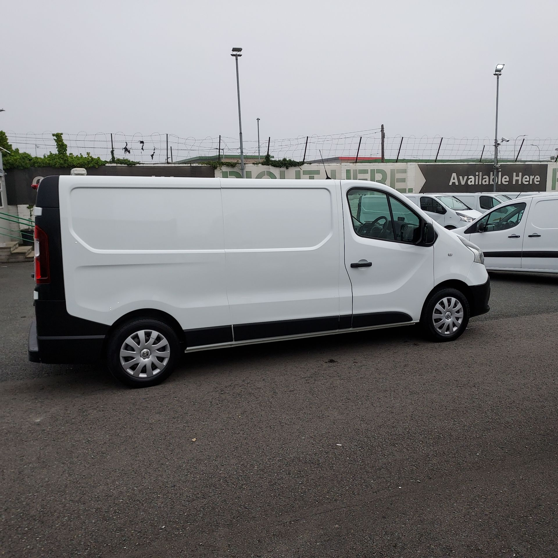 2018 Renault Trafic LL29 DCI 120 Business 3DR (181D15093) Image 6