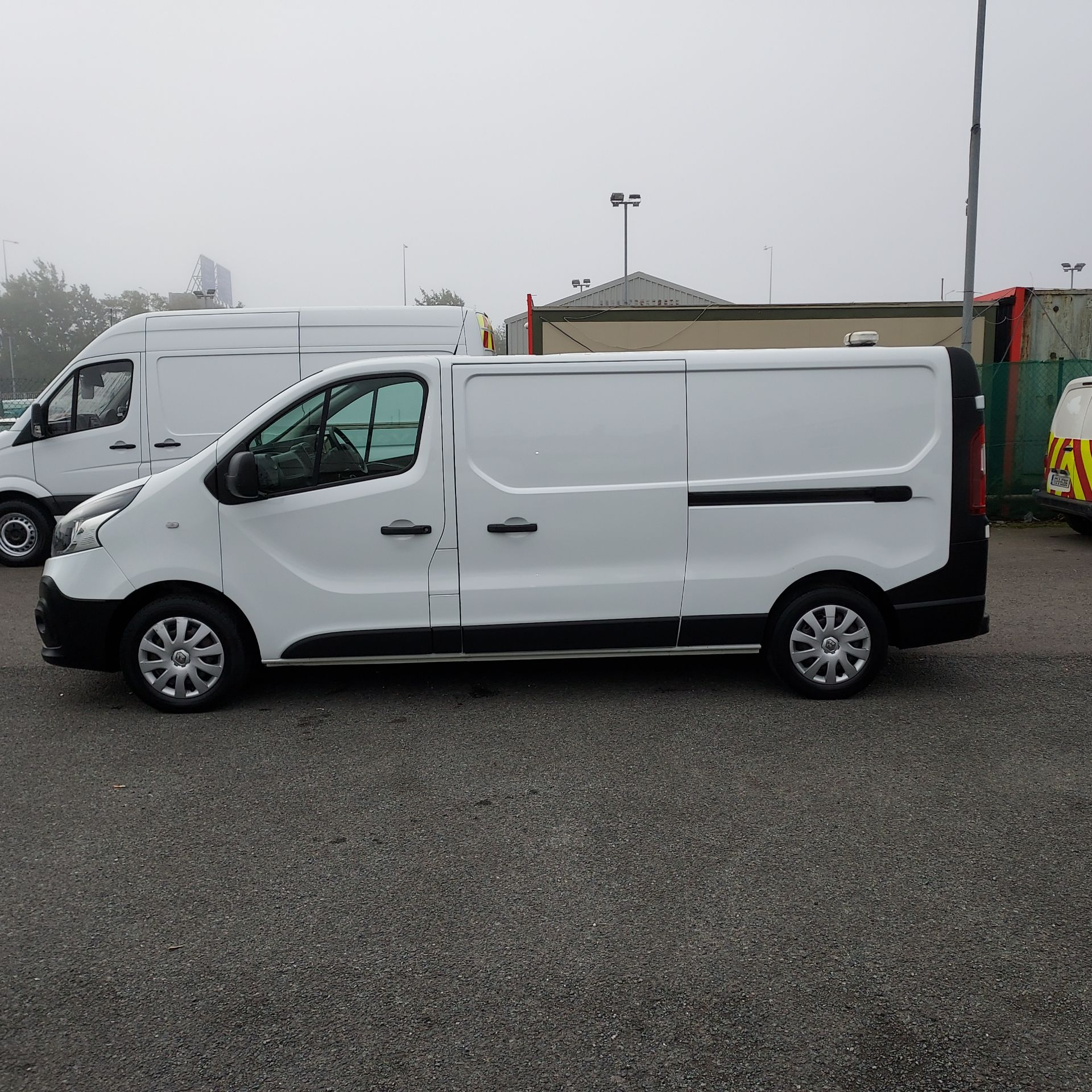 2018 Renault Trafic LL29 DCI 120 Business 3DR (181D15093) Image 4