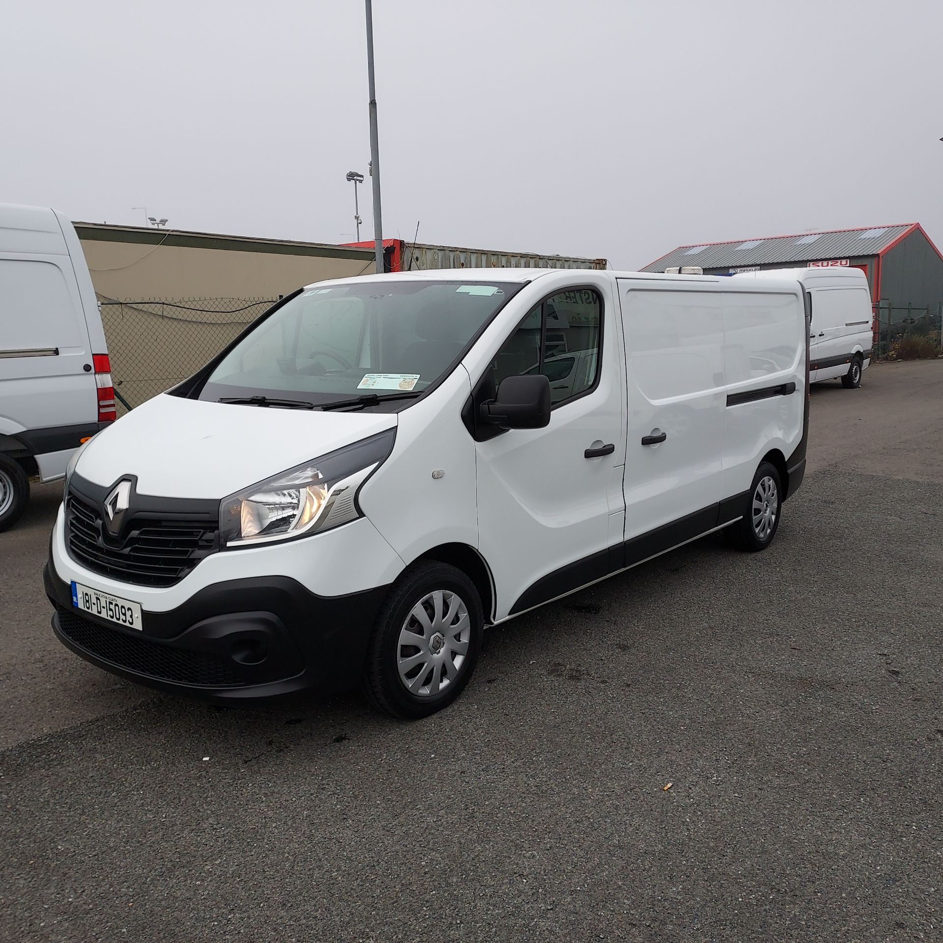 2018 Renault Trafic LL29 DCI 120 Business 3DR (181D15093) Image 3