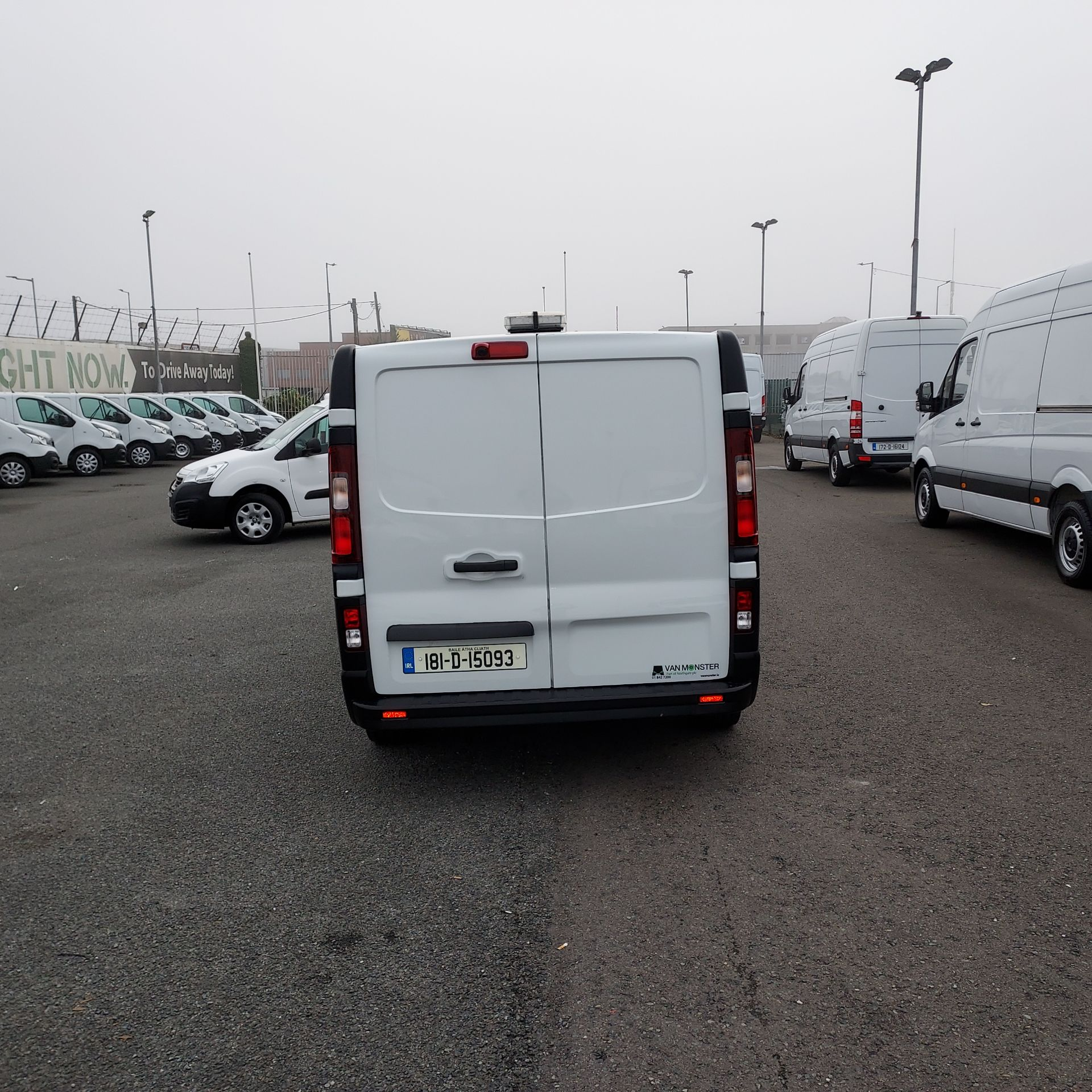 2018 Renault Trafic LL29 DCI 120 Business 3DR (181D15093) Image 5