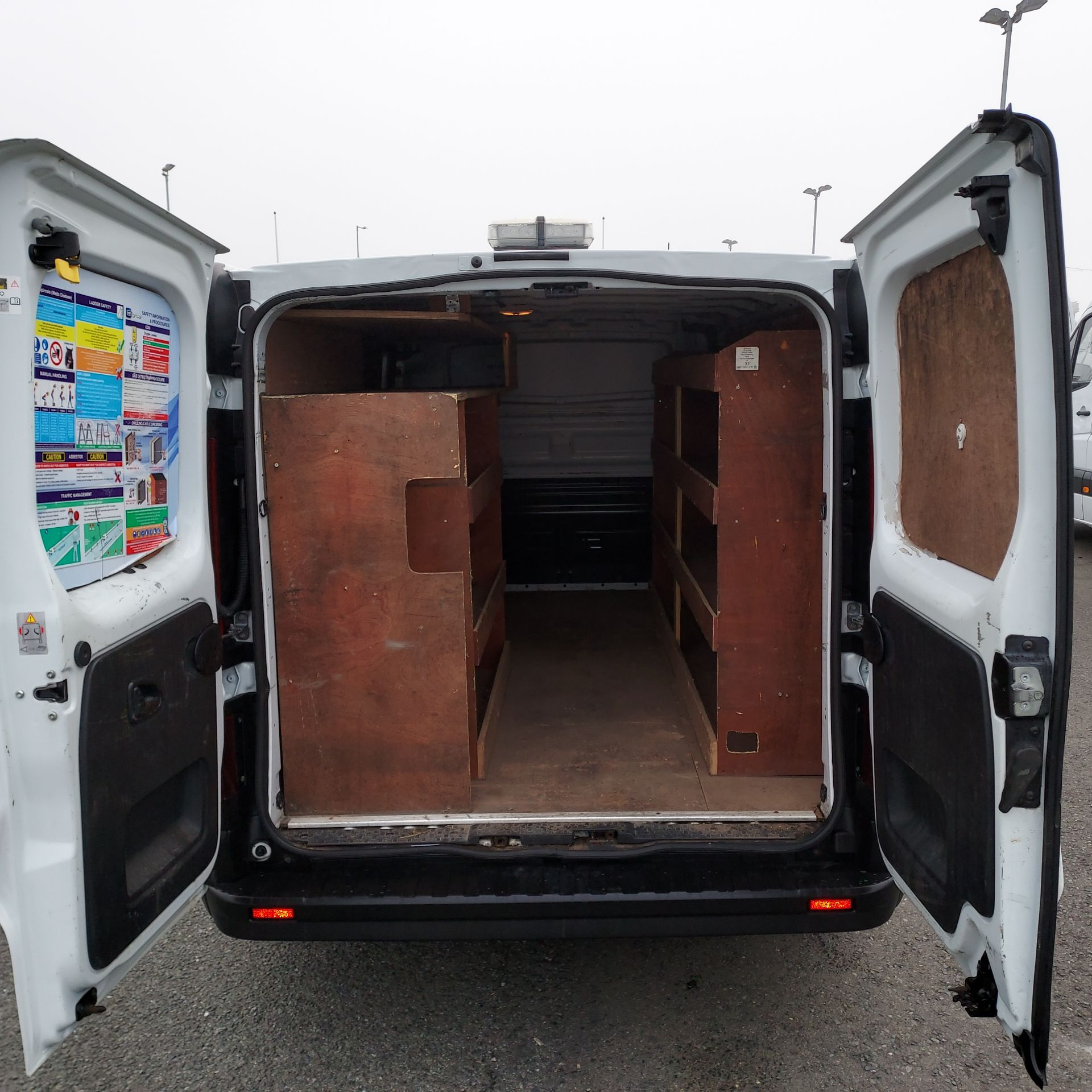 2018 Renault Trafic LL29 DCI 120 Business 3DR (181D15093) Image 8