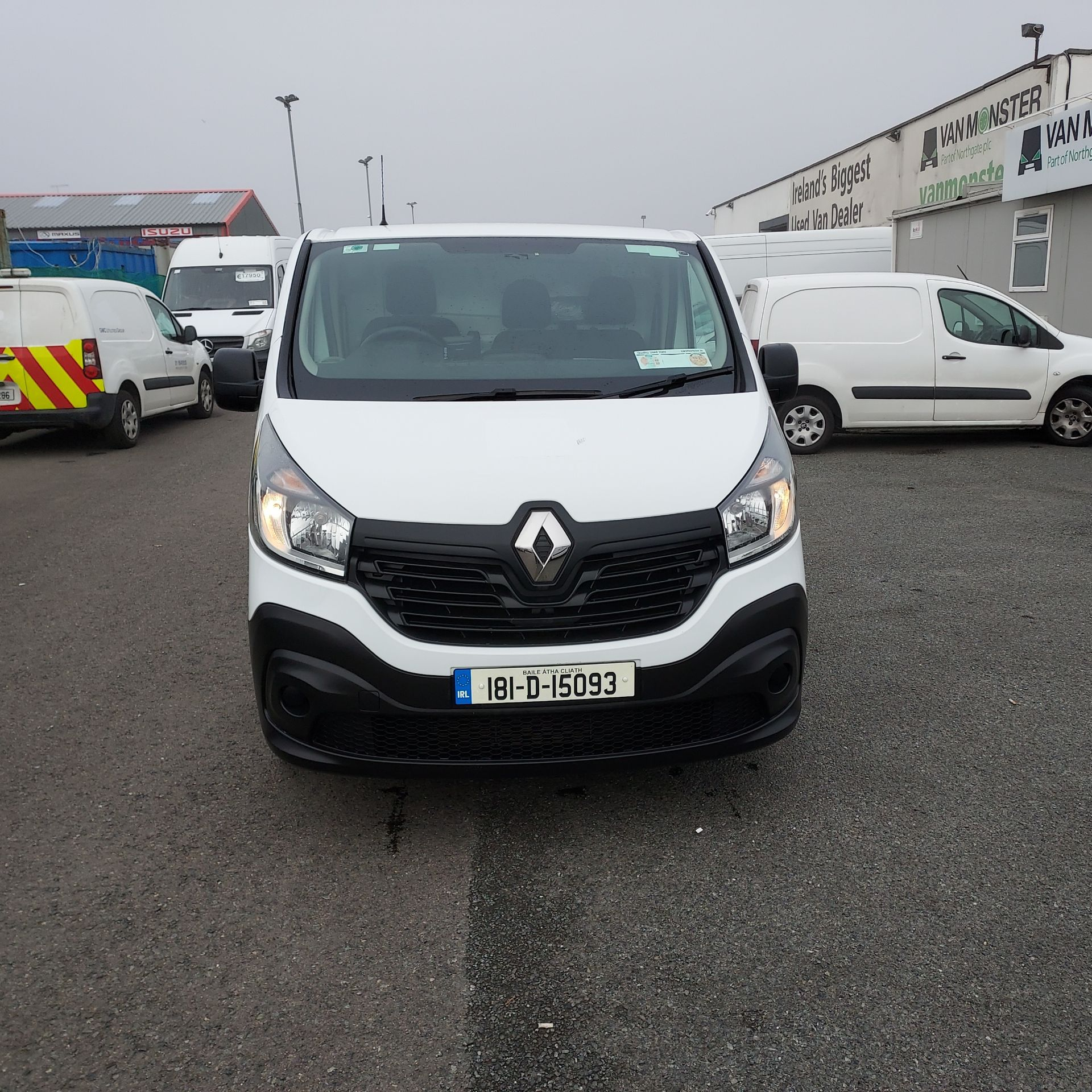 2018 Renault Trafic LL29 DCI 120 Business 3DR (181D15093) Image 2