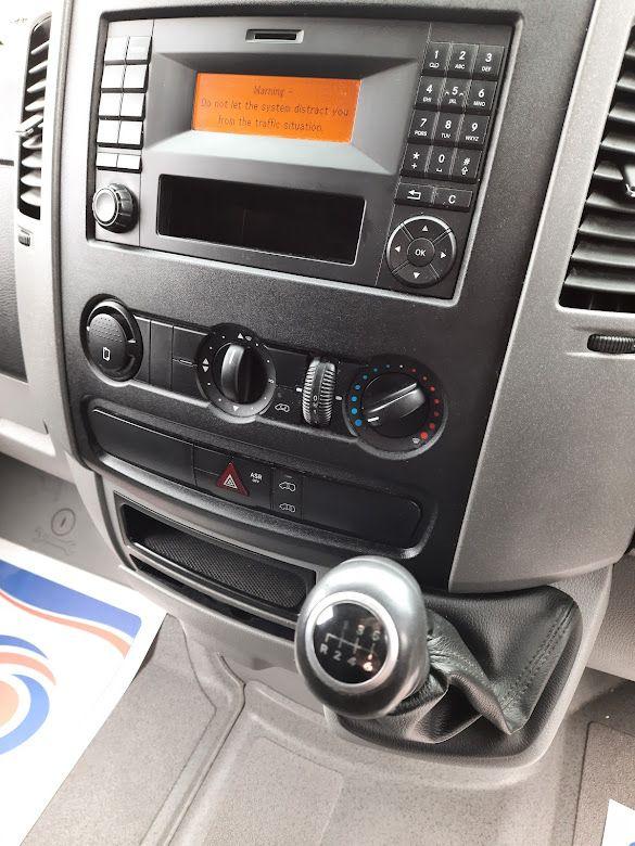 2018 Mercedes-Benz Sprinter 314/36 EU6 6DR MWB (181D16699) Image 5