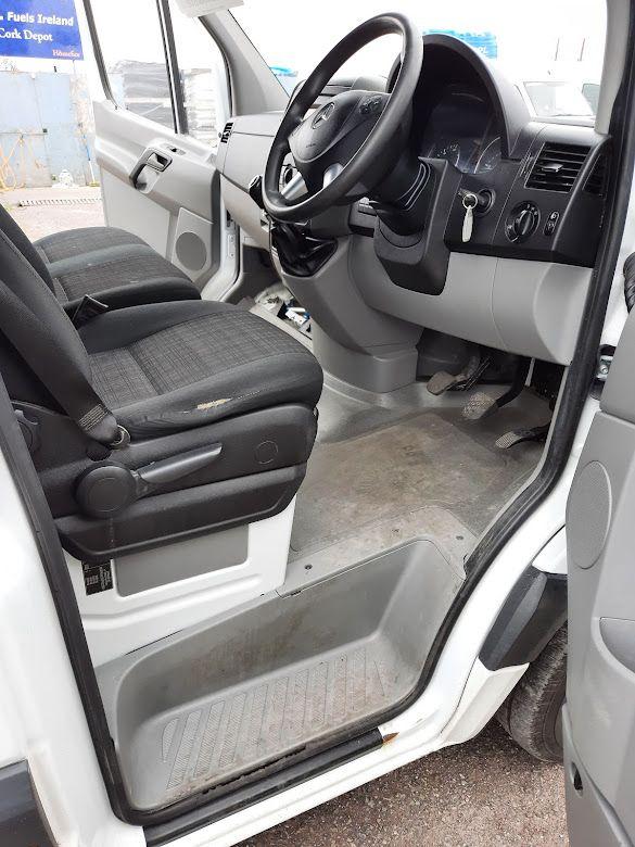 2018 Mercedes-Benz Sprinter 314/36 EU6 6DR MWB (181D16699) Image 8