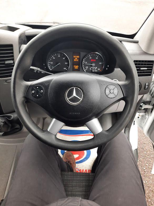 2018 Mercedes-Benz Sprinter 314/43 EU6 6DR LWB (181D34815) Image 6