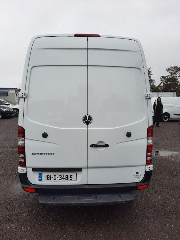 2018 Mercedes-Benz Sprinter 314/43 EU6 6DR LWB (181D34815) Image 11