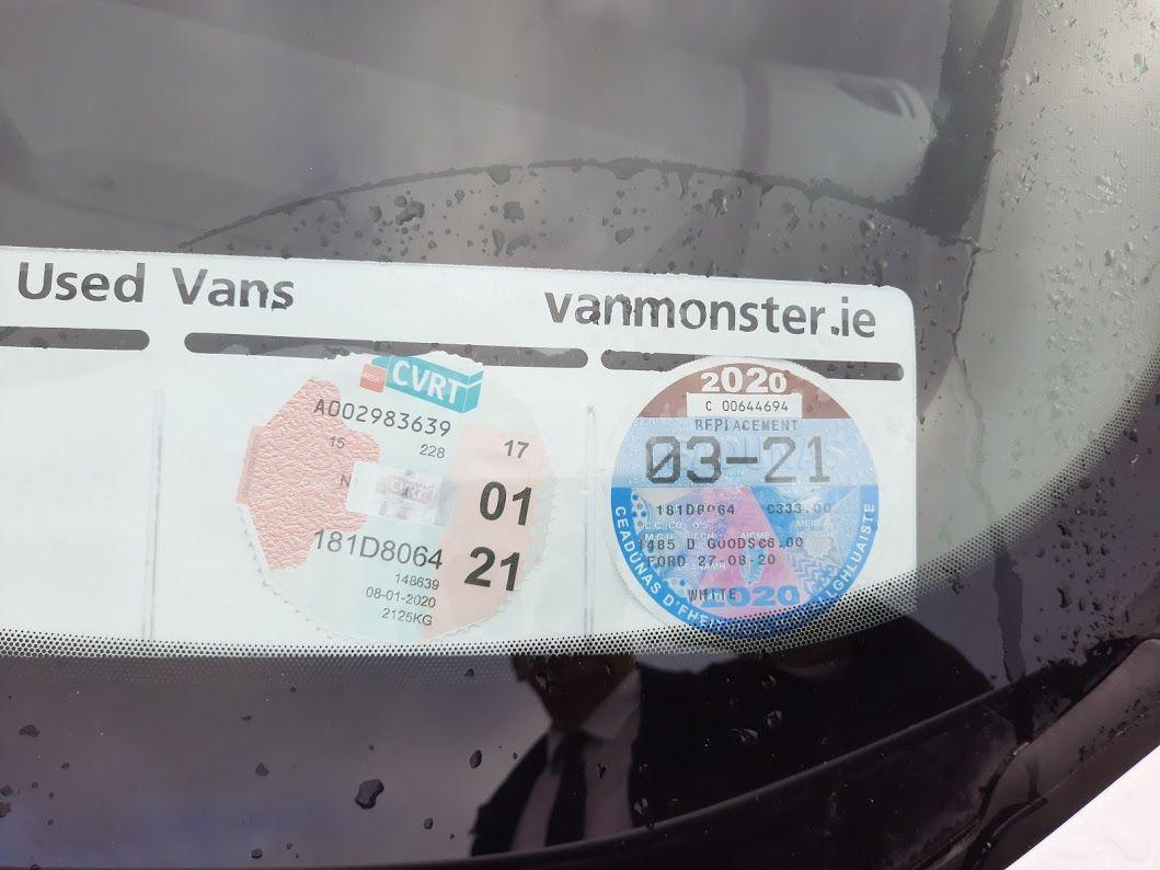 2018 Ford Transit Connect LWB Base 1.5TD 75PS 5SPD 3DR (181D8064) Image 4