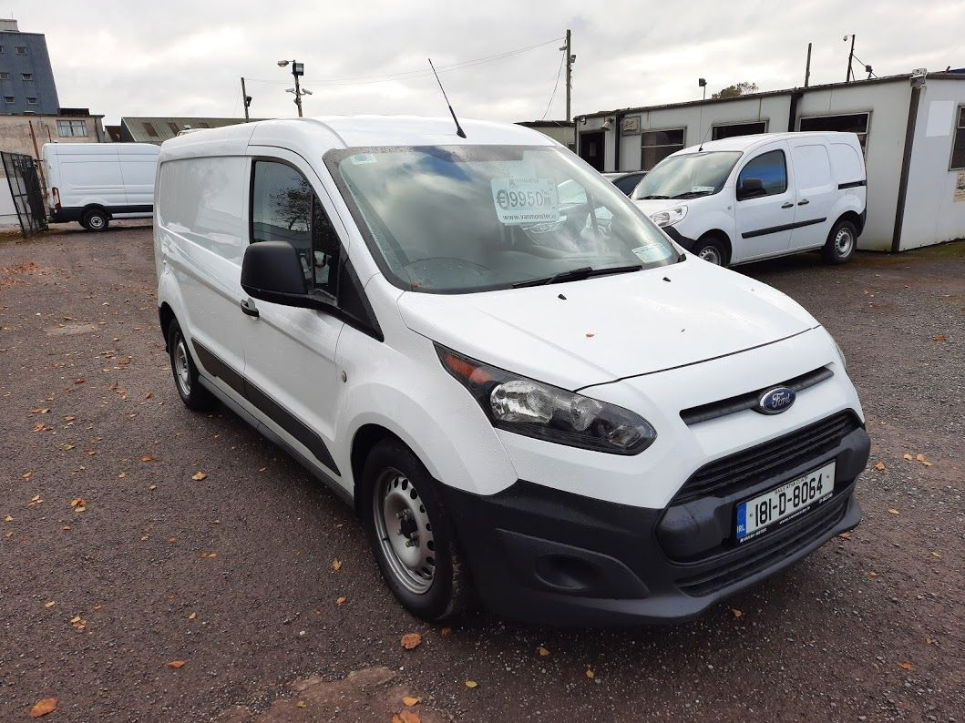 2018 Ford Transit Connect LWB Base 1.5TD 75PS 5SPD 3DR (181D8064)