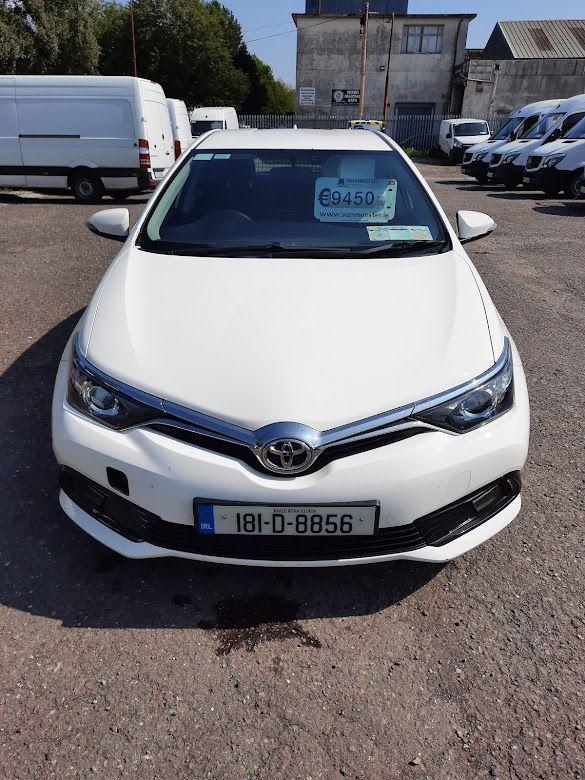 2018 Toyota Auris VAN 1.4 D4D Terra 4DR (181D8856) Image 2