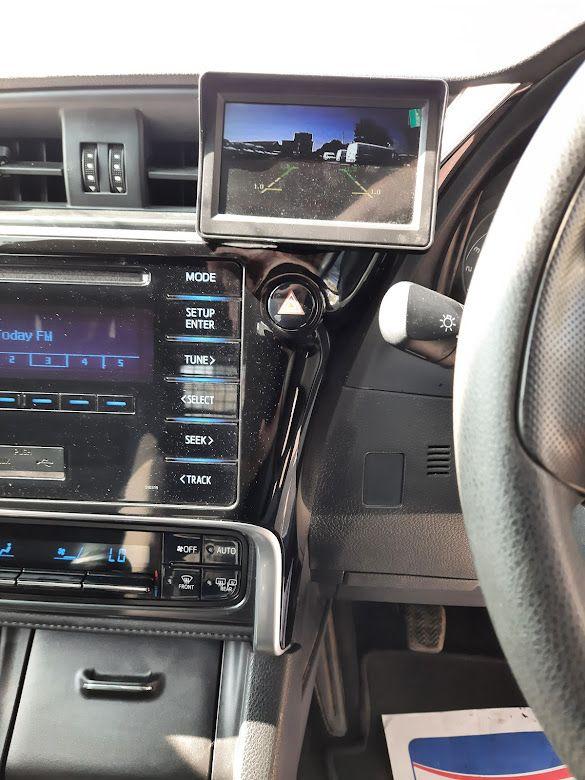 2018 Toyota Auris VAN 1.4 D4D Terra 4DR (181D8856) Image 6