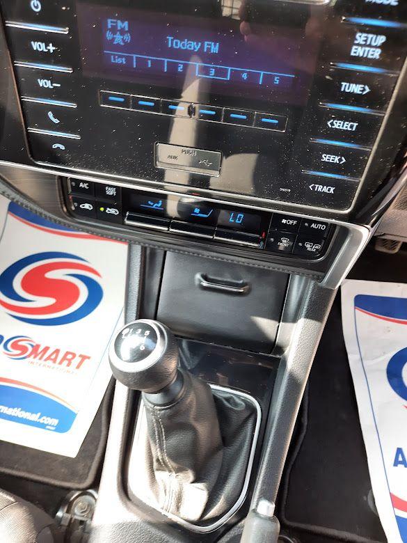 2018 Toyota Auris VAN 1.4 D4D Terra 4DR (181D8856) Image 5