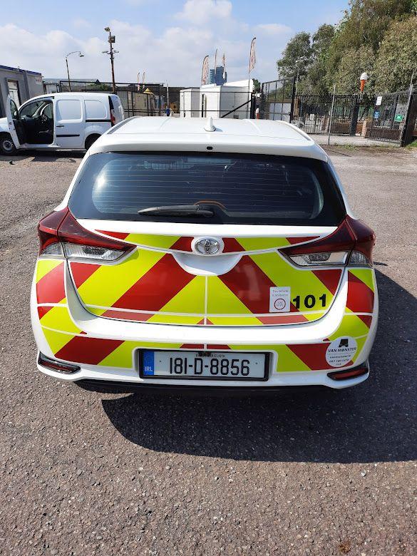 2018 Toyota Auris VAN 1.4 D4D Terra 4DR (181D8856) Image 12