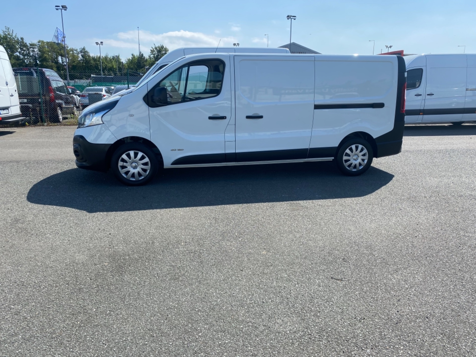 2018 Renault Trafic LL29 DCI 120 Business 3DR (181D11473) Image 3
