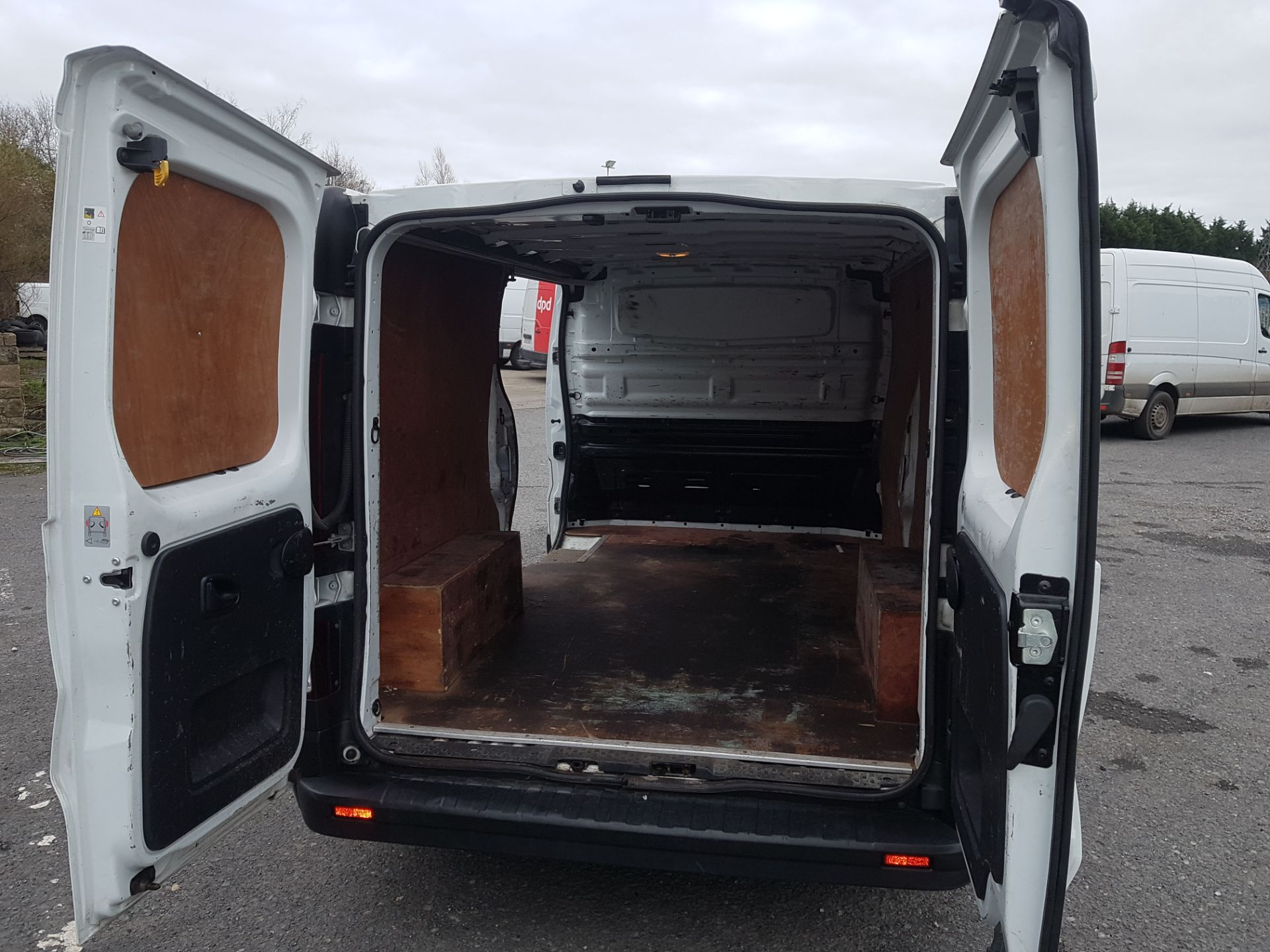 2018 Renault Trafic LL29 DCI 120 Business 3DR (181D11473) Image 11