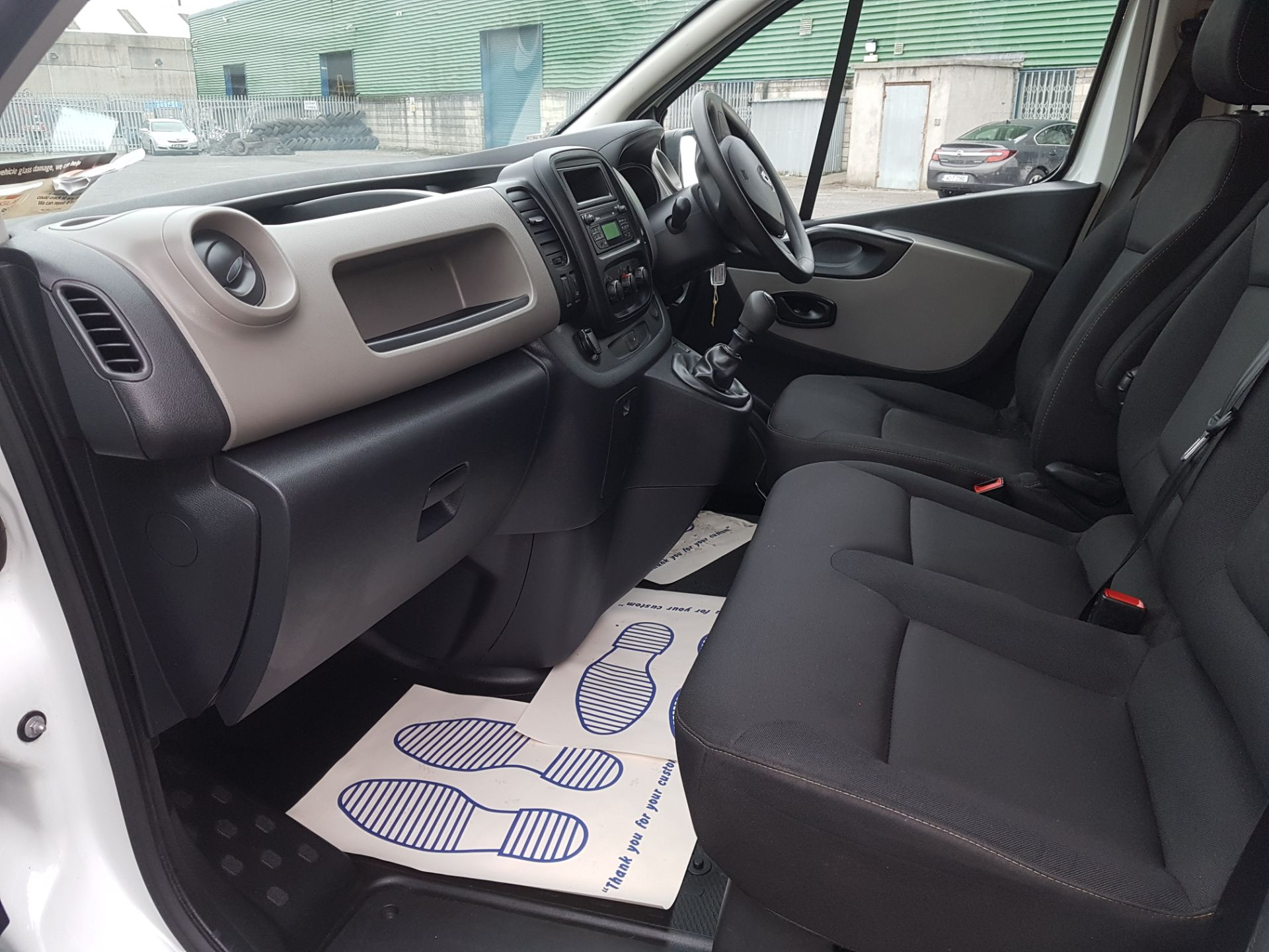 2018 Renault Trafic LL29 DCI 120 Business 3DR (181D11473) Image 14