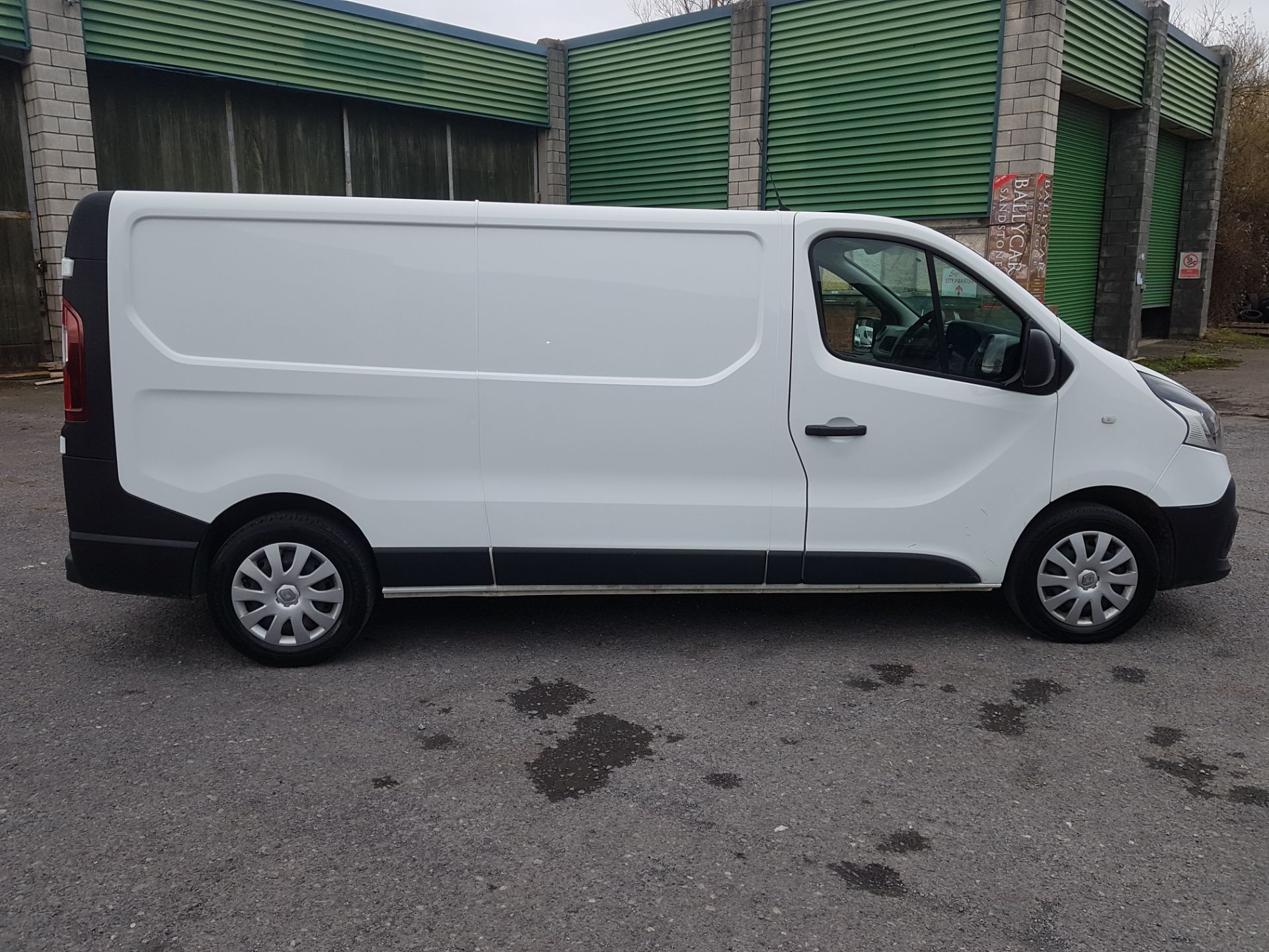 2018 Renault Trafic LL29 DCI 120 Business 3DR (181D11473) Image 6