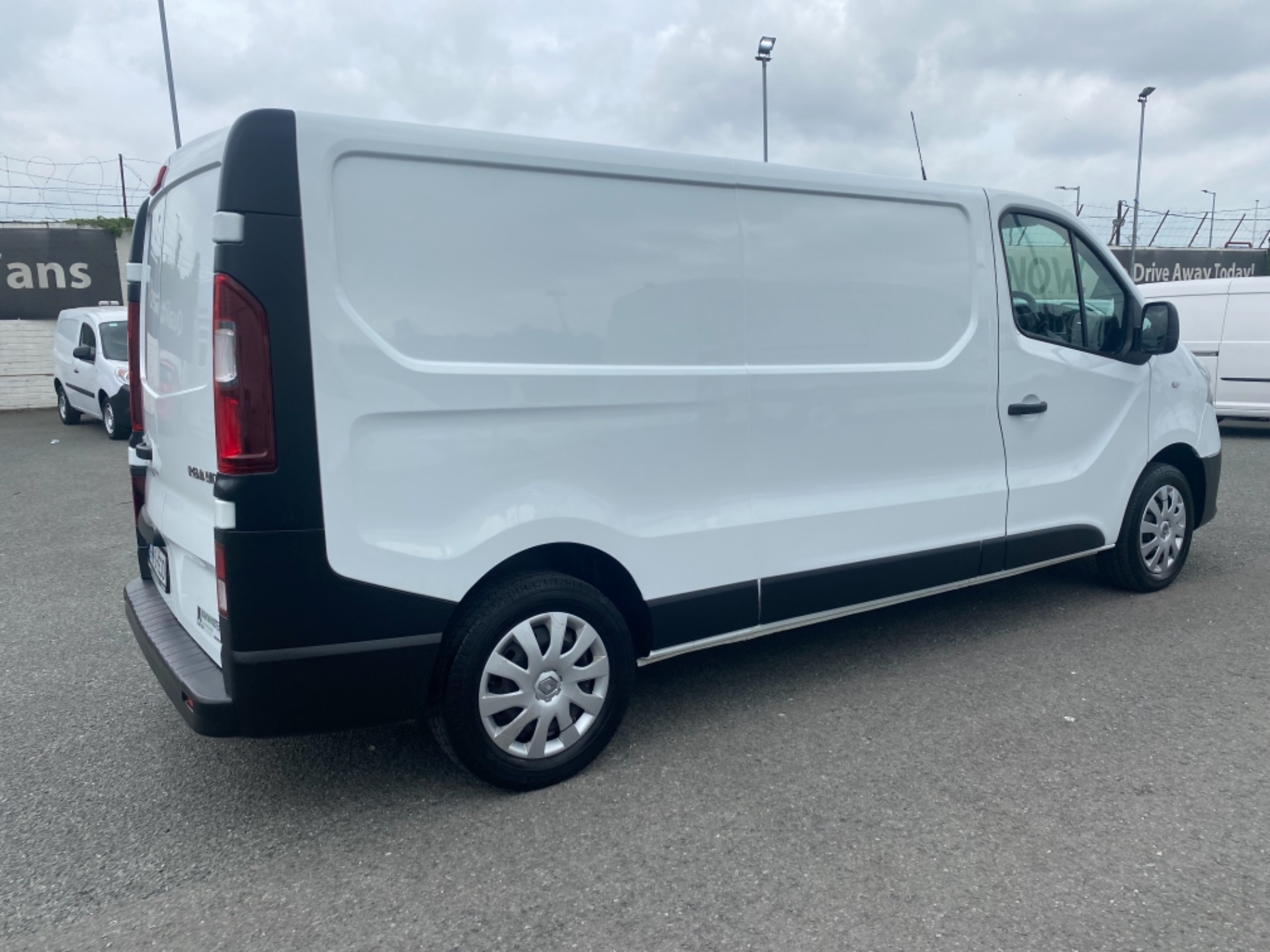 2018 Renault Trafic LL29 DCI 120 Business 3DR (181D11530) Image 7
